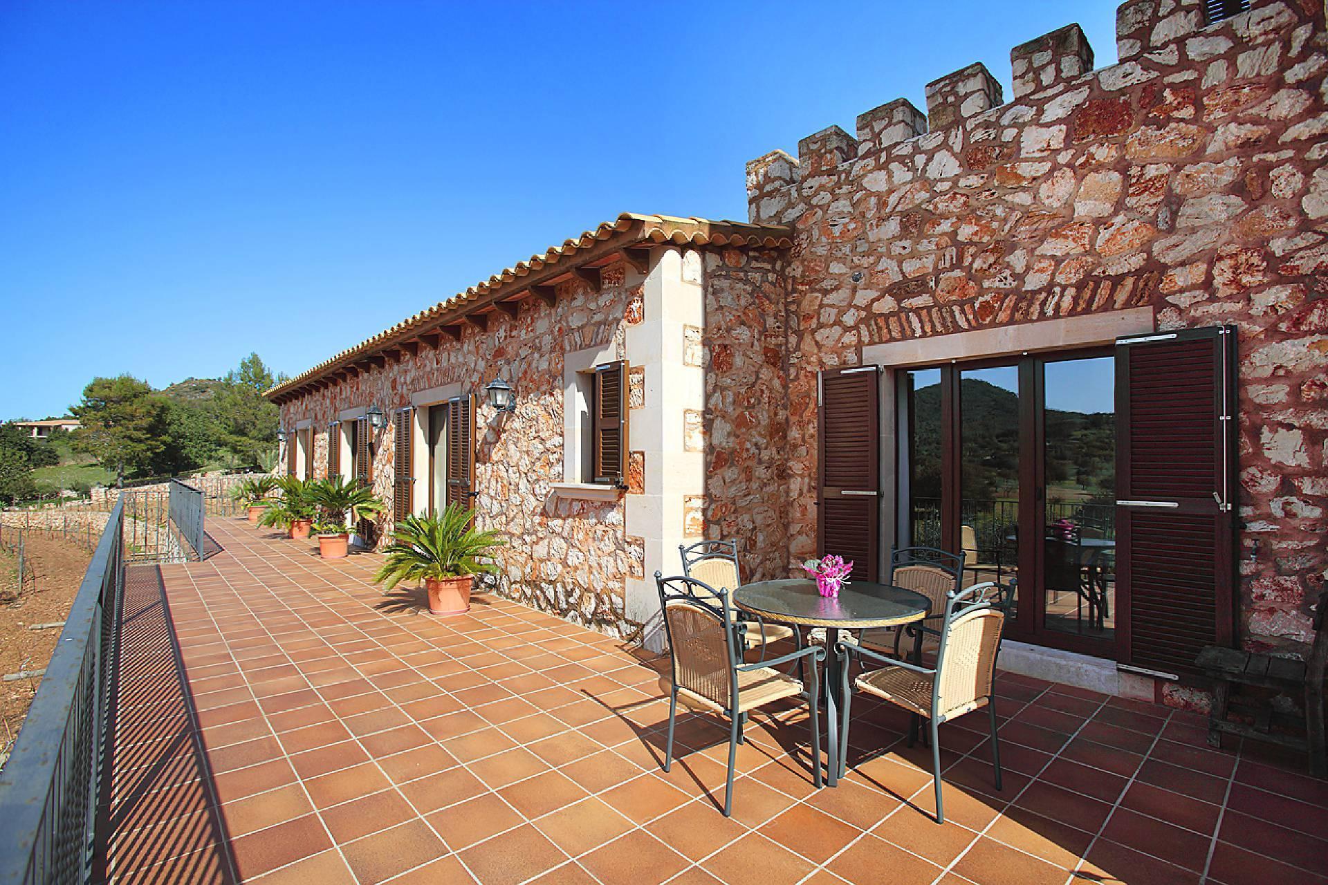01-138 wintertaugliche Finca  Mallorca Osten Bild 17