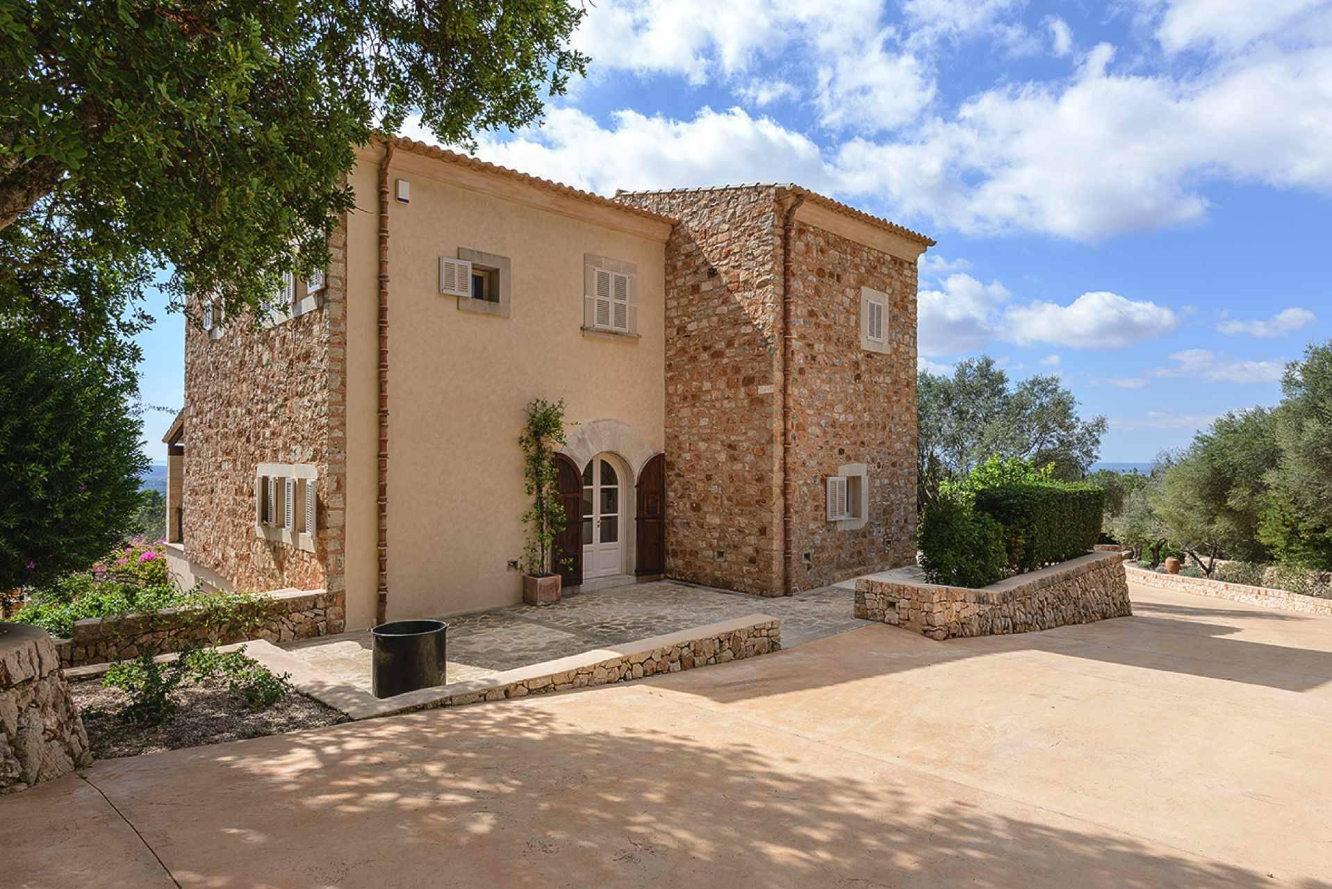 01-300 geschmackvolle Finca Mallorca Süden Bild 19