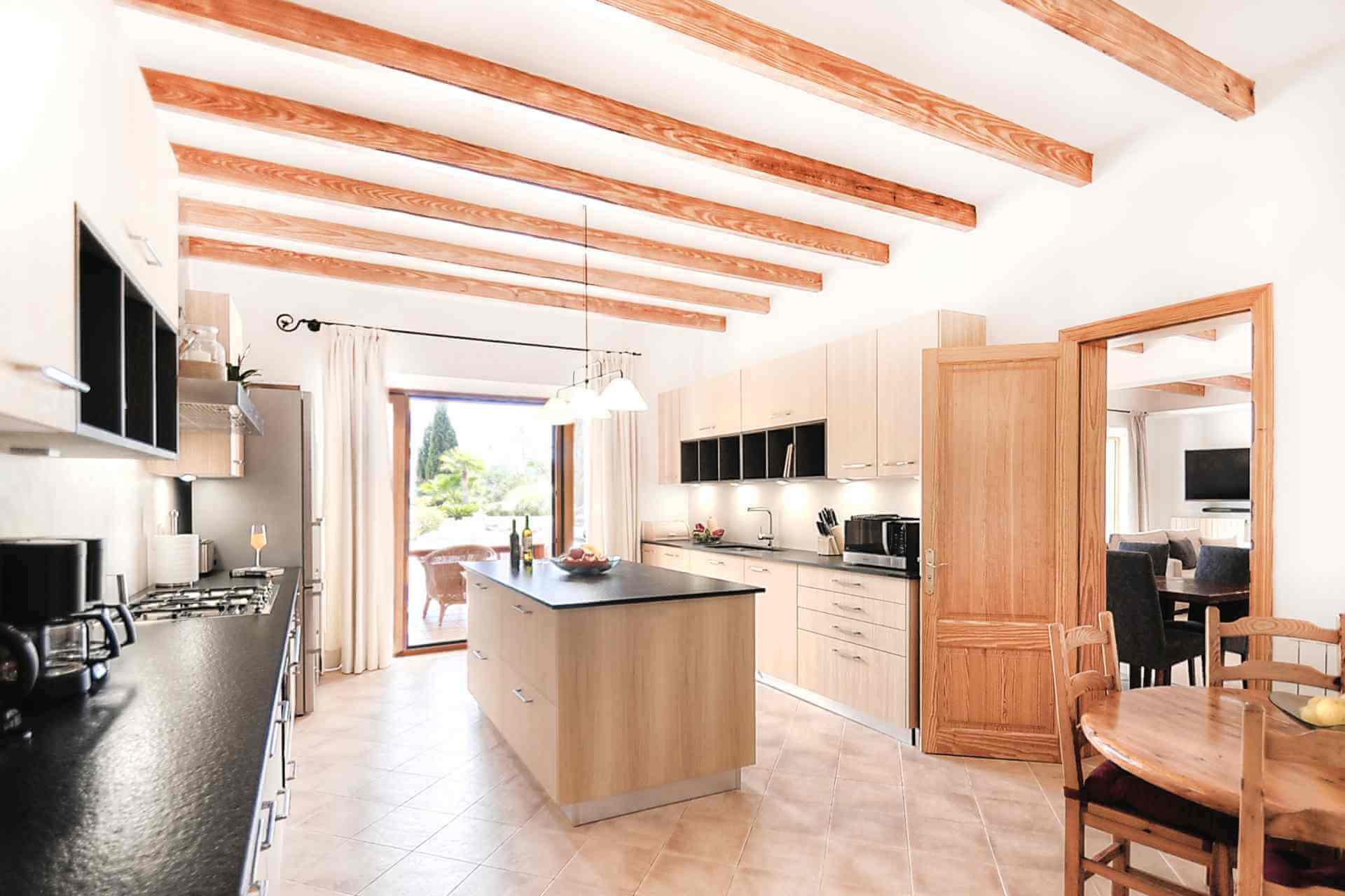 01-319 riesige luxus Finca Mallorca Osten Bild 19