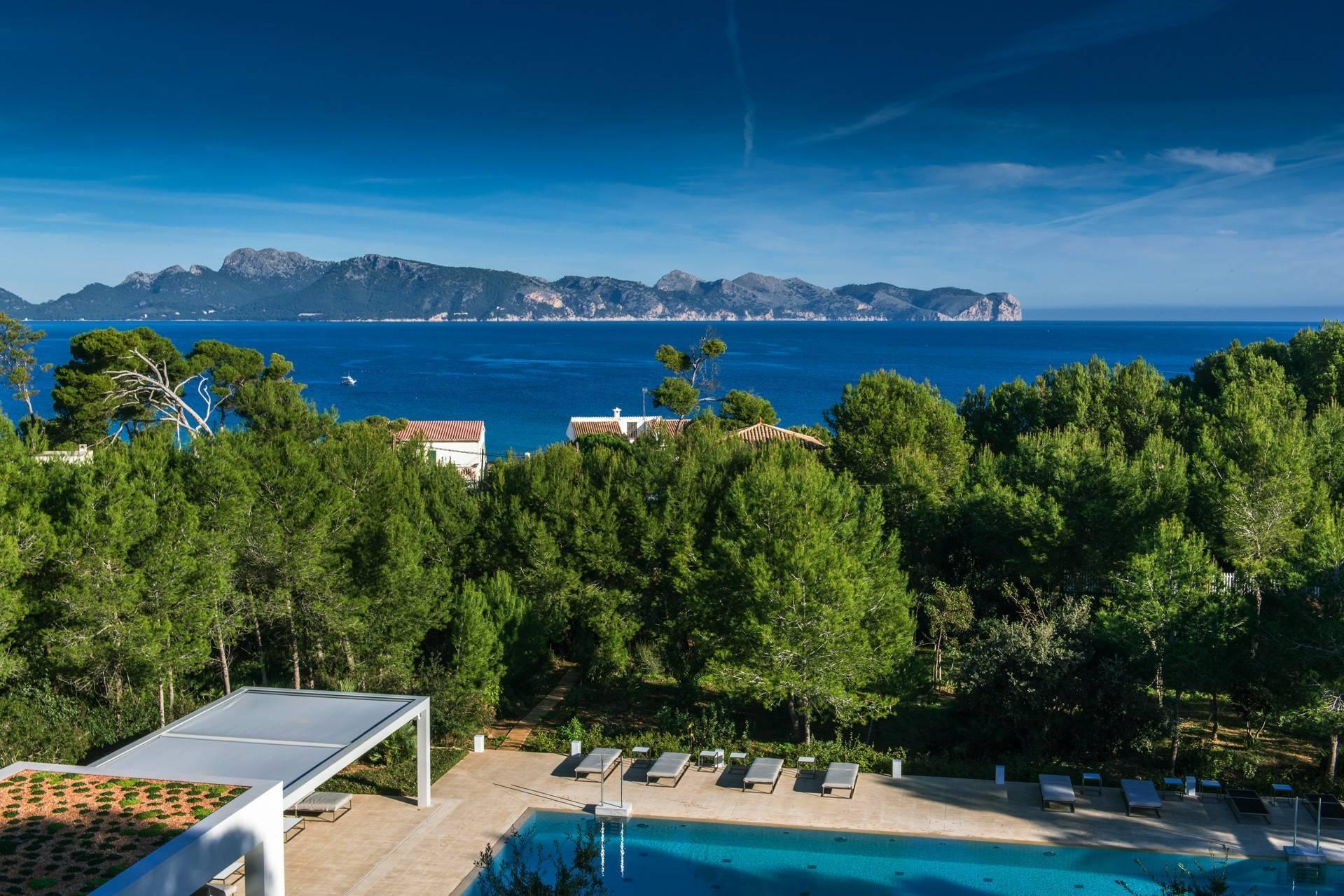 01-250 Extravagant Villa Mallorca North Bild 2
