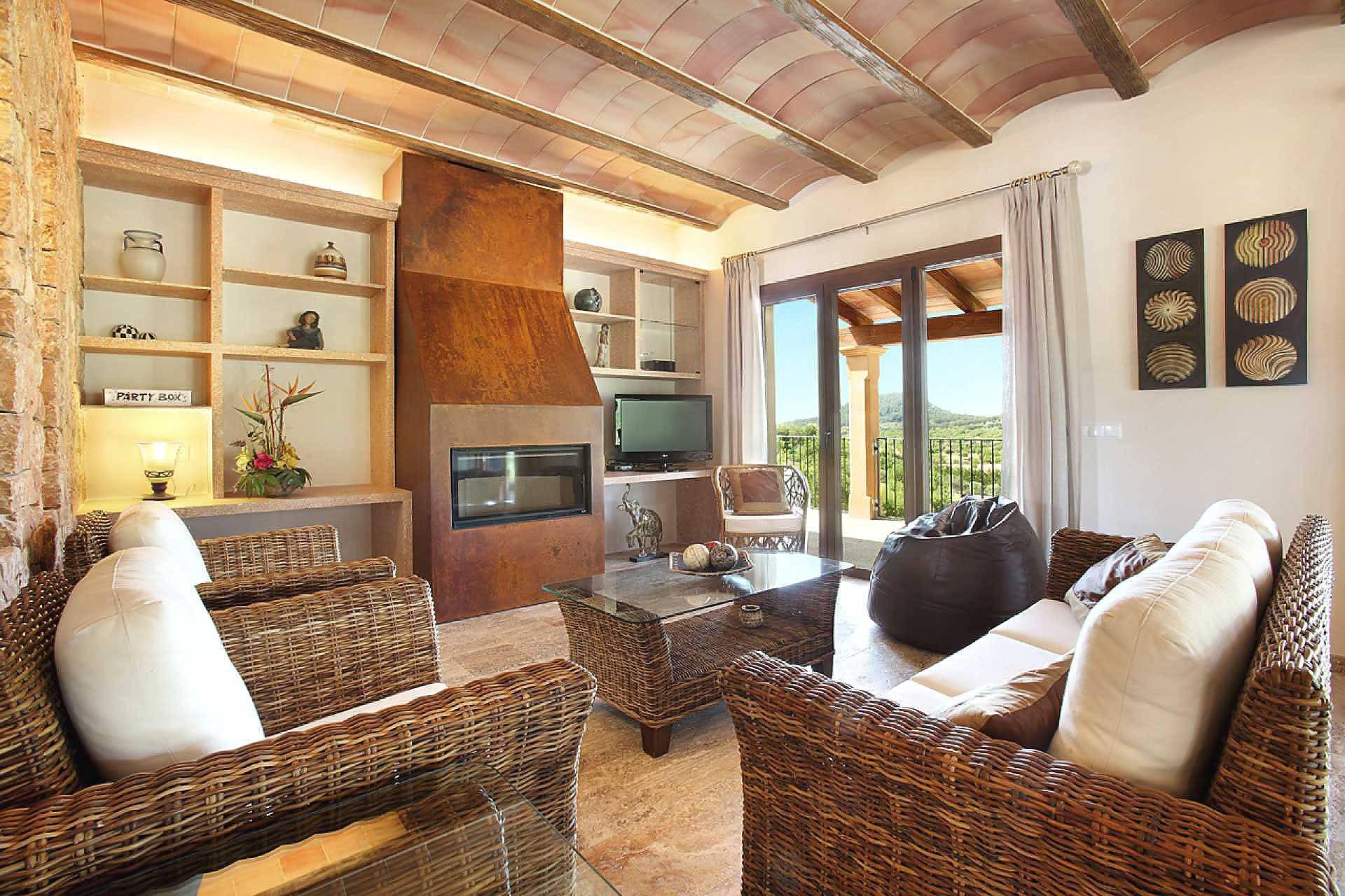 01-45 Exklusive Finca Mallorca Osten Bild 19