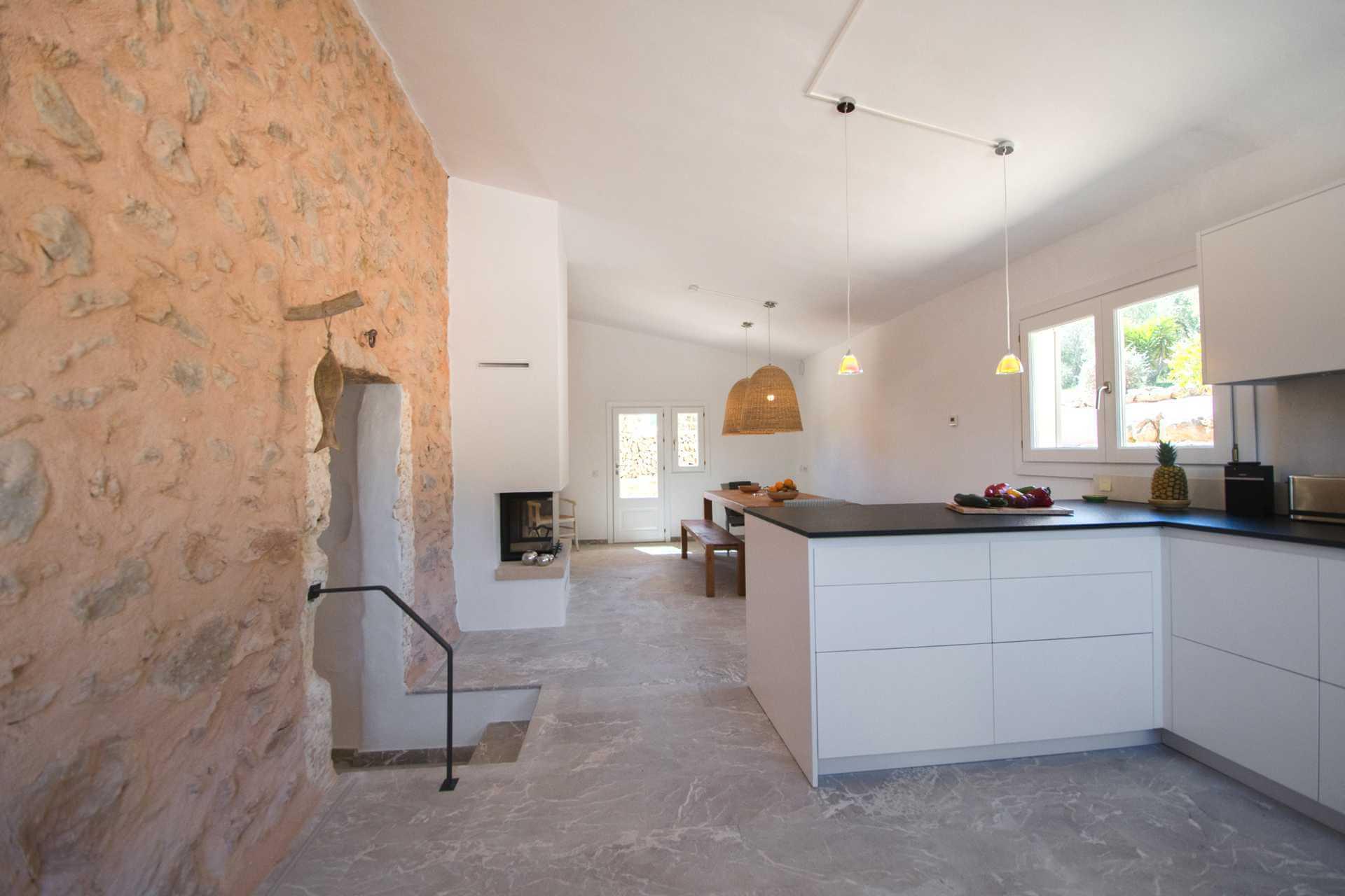 01-345 moderne Meerblick Finca Mallorca Osten Bild 20