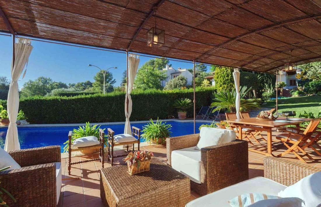 01-287 cozy Finca North Mallorca Bild 21