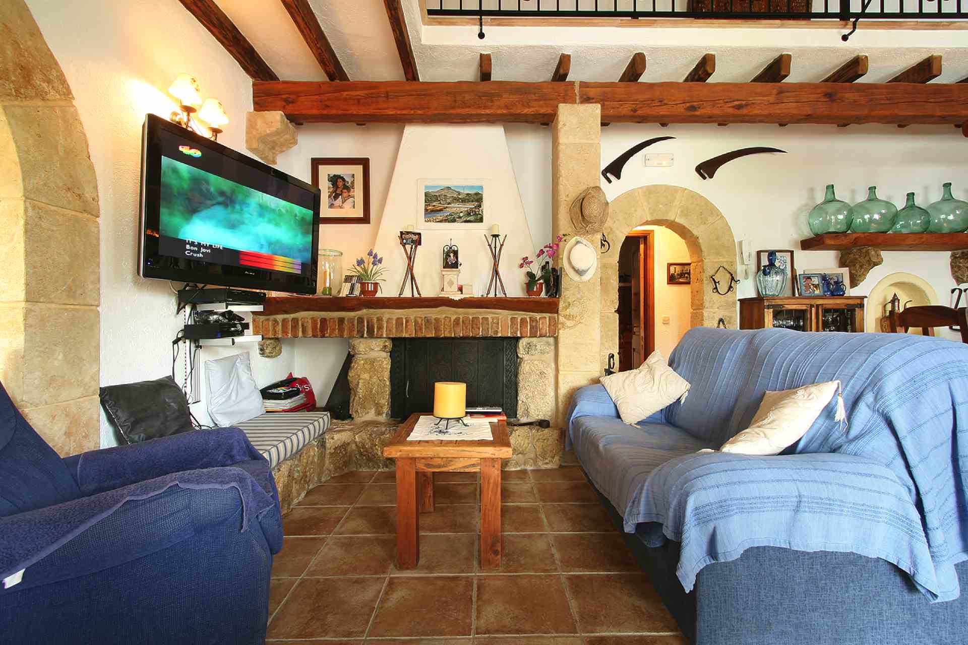 01-164 Romantische Finca Mallorca Norden Bild 20