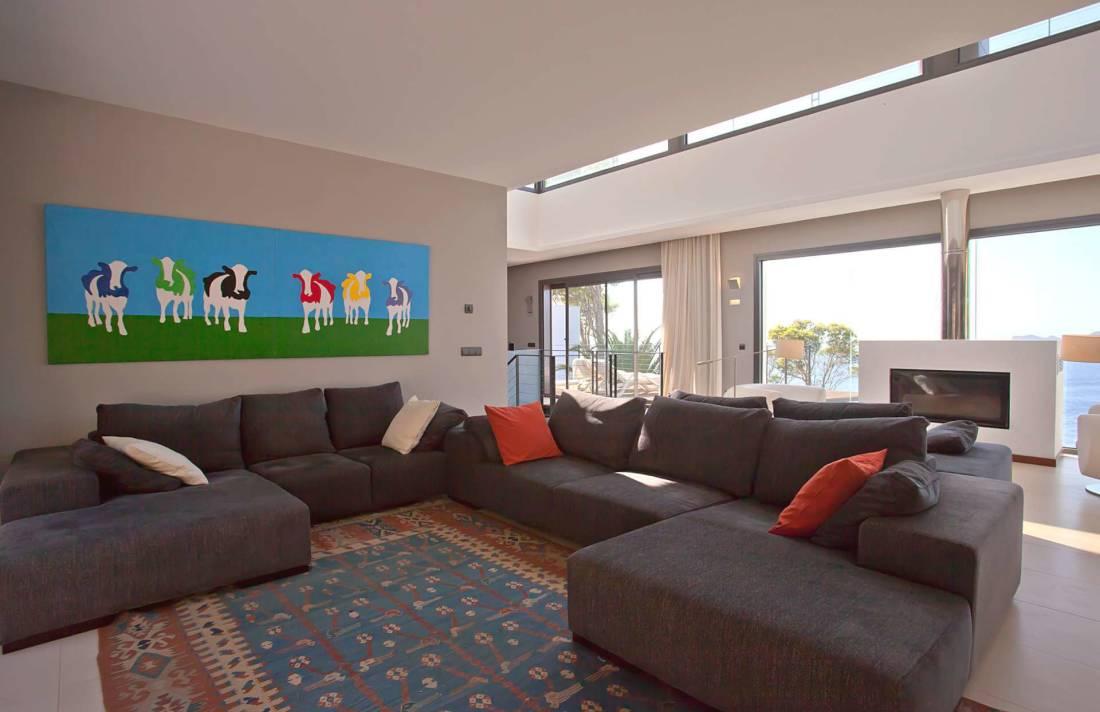 01-332 Sea view Villa Mallorca southwest Bild 20