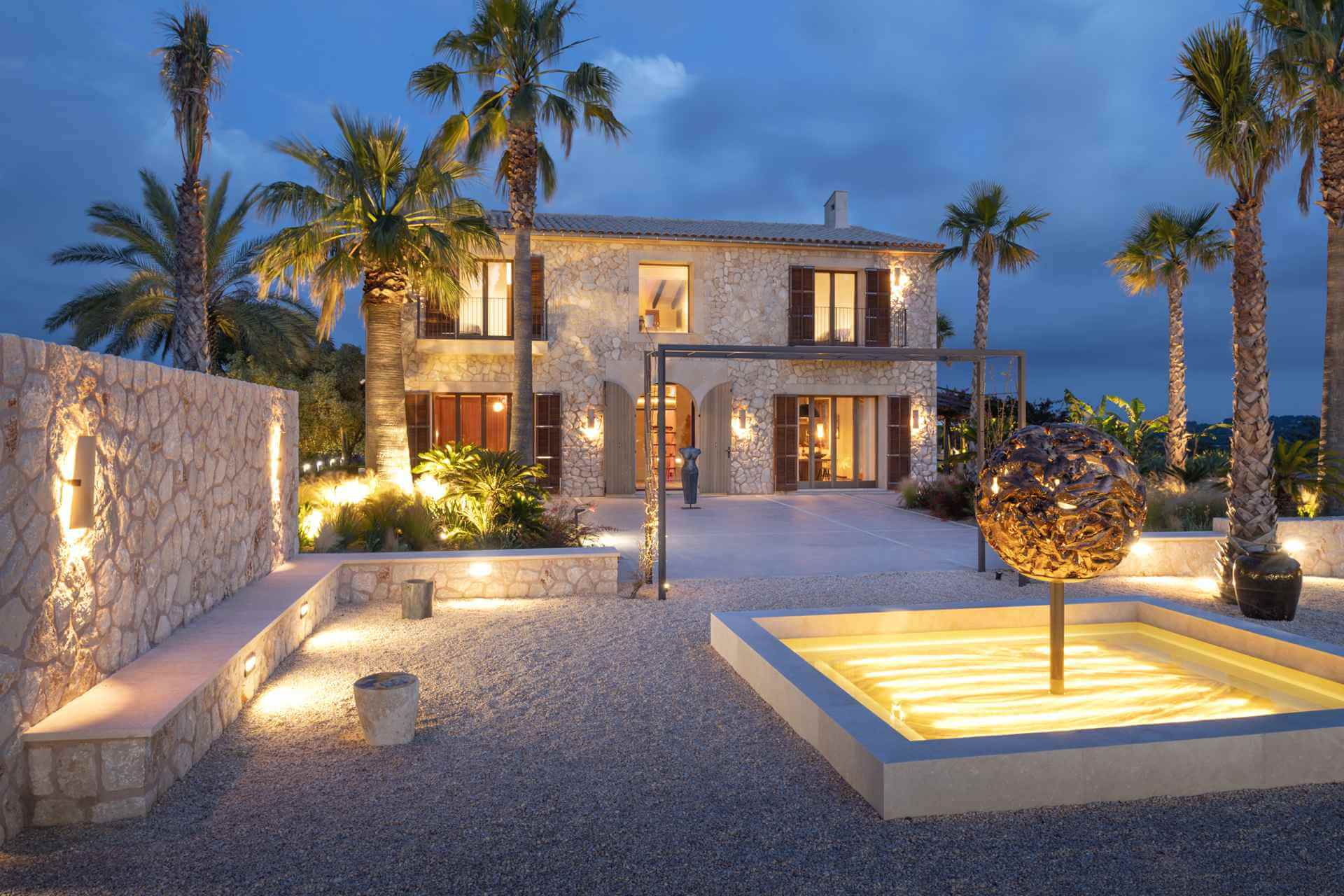 01-354 Luxus Design Finca Mallorca Zentrum Bild 20
