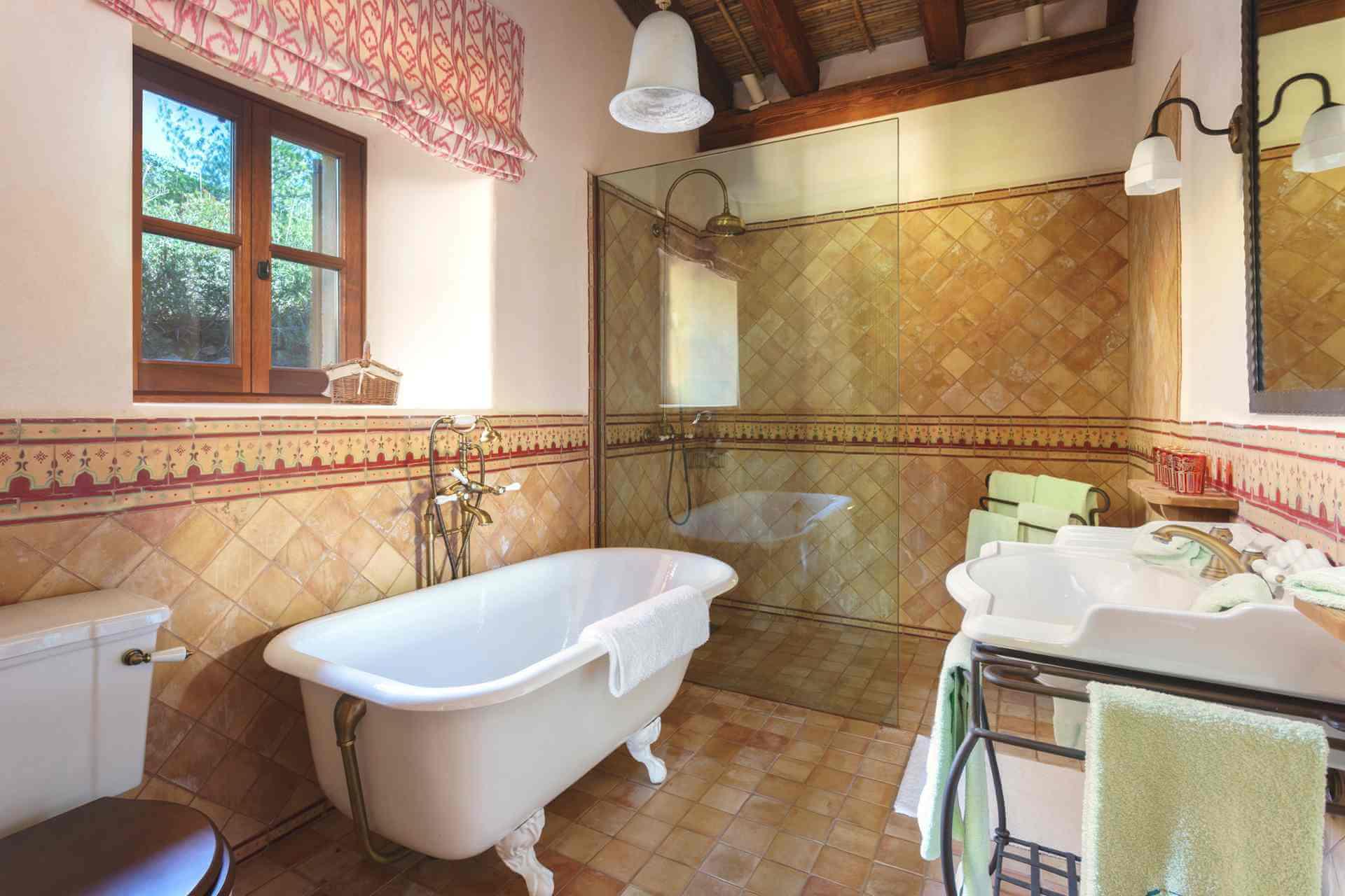 01-321 rustic Villa Mallorca east Bild 20