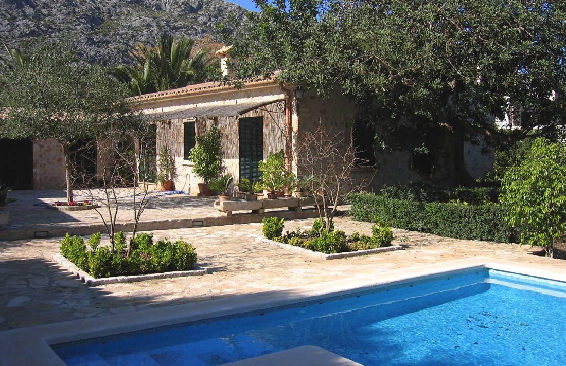 01-145 Restaurierte Finca Mallorca Norden Bild 1
