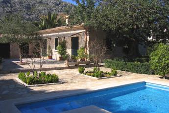 01-145 Restaurierte Finca Mallorca Norden