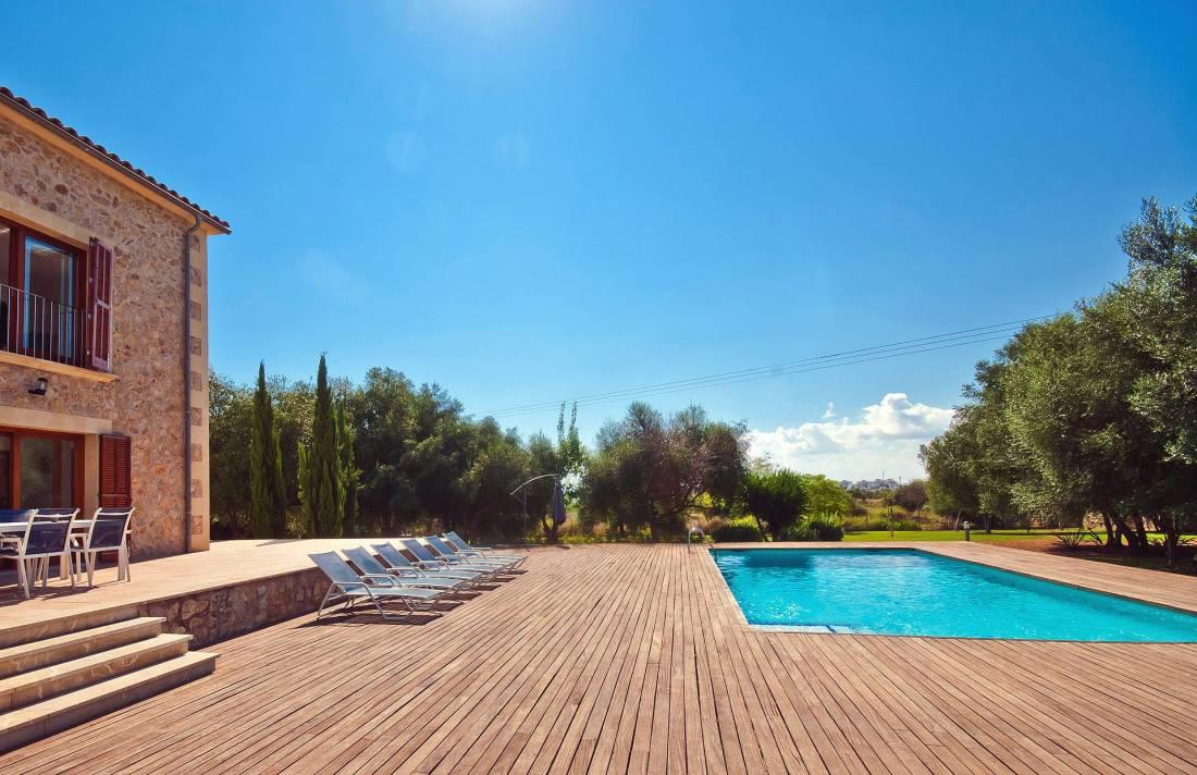 01-225 Großzügige Finca Mallorca Norden Bild 5