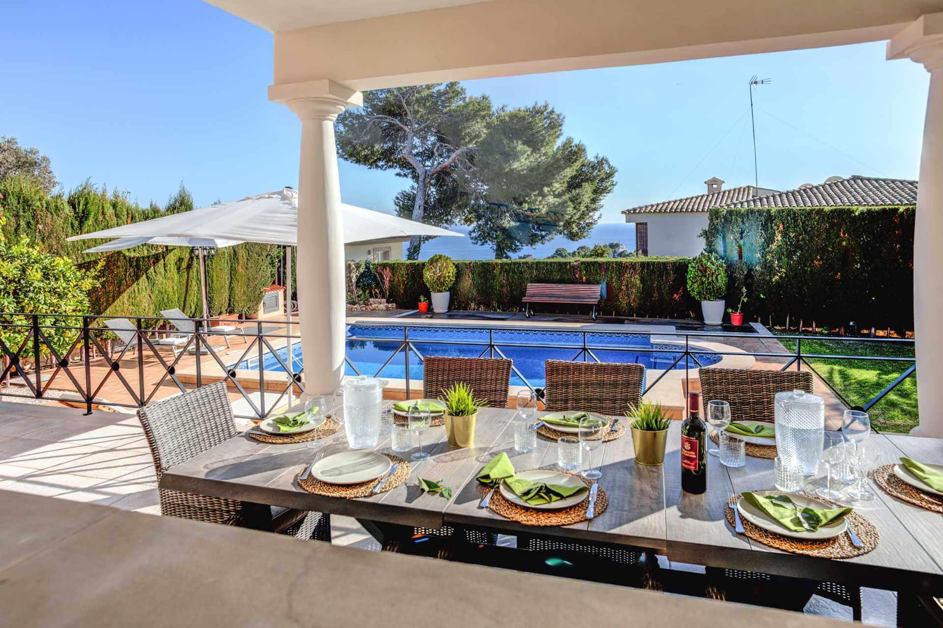 01-331 gepflegtes Ferienhaus Mallorca Südwesten Bild 20