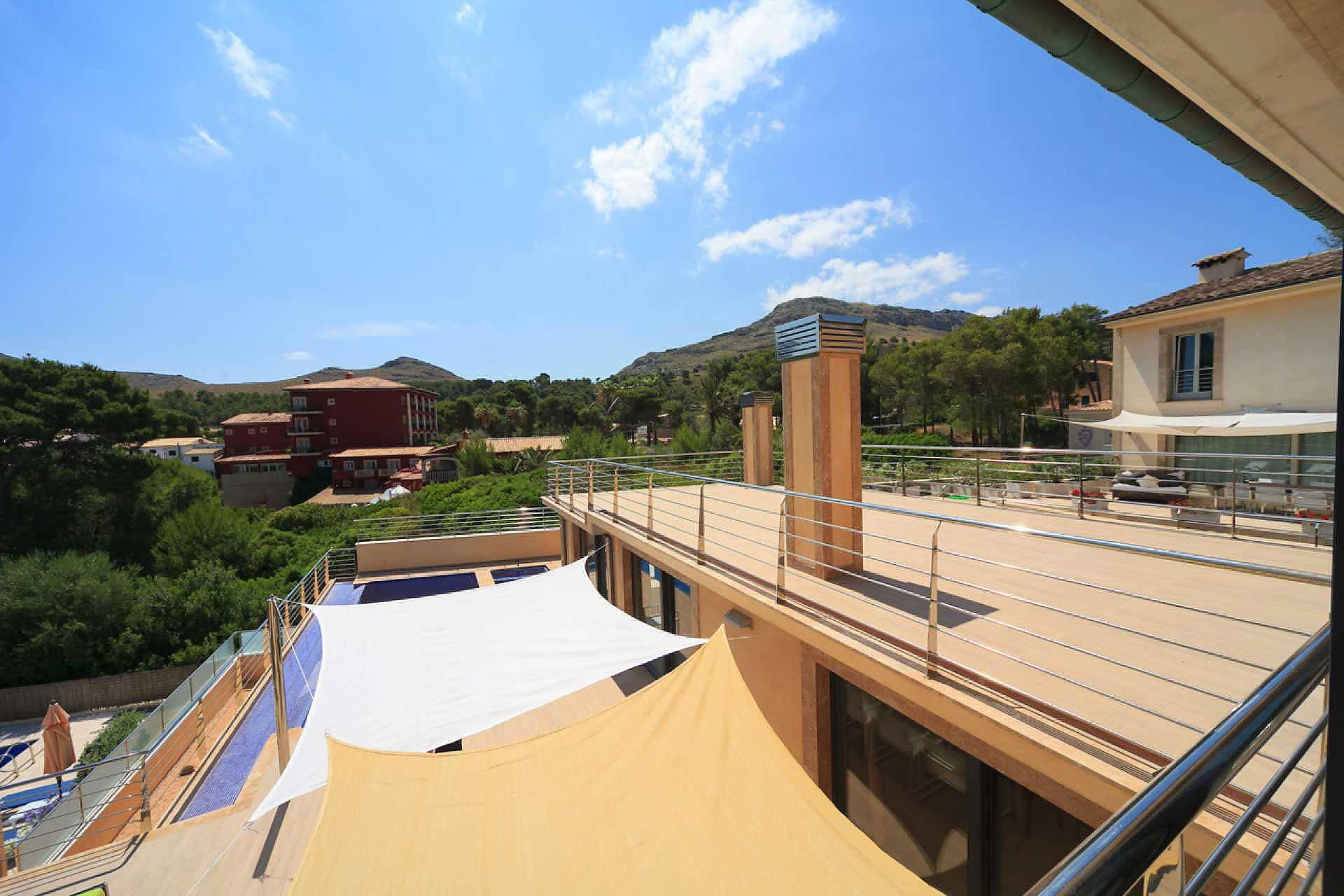 01-35 Villa Mallorca Norden mit Pool Bild 21