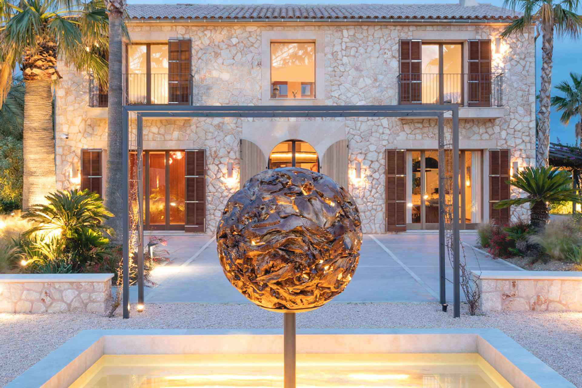 01-354 Luxus Design Finca Mallorca Zentrum Bild 21