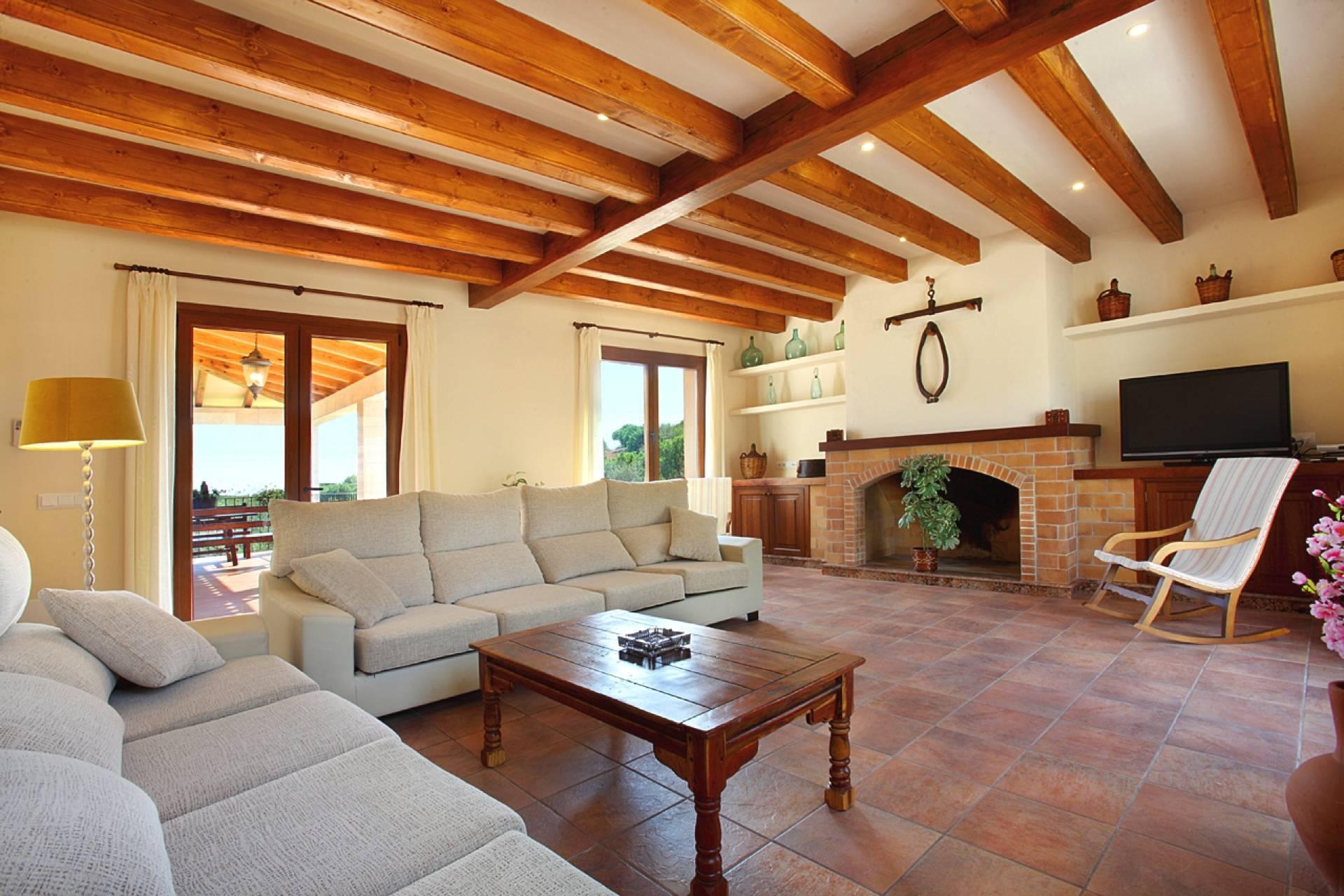 01-159 Ländliches Ferienhaus Mallorca Osten Bild 21