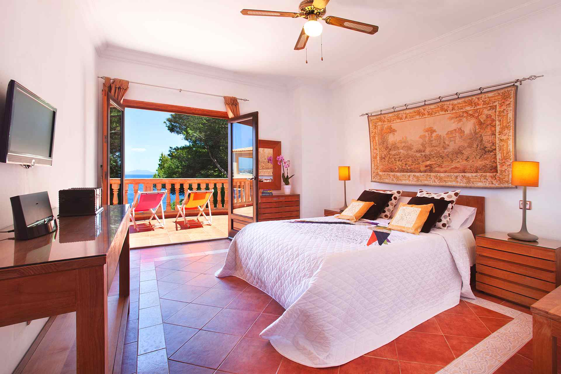 01-23 Villa Mallorca Südwesten mit Meerblick Bild 22
