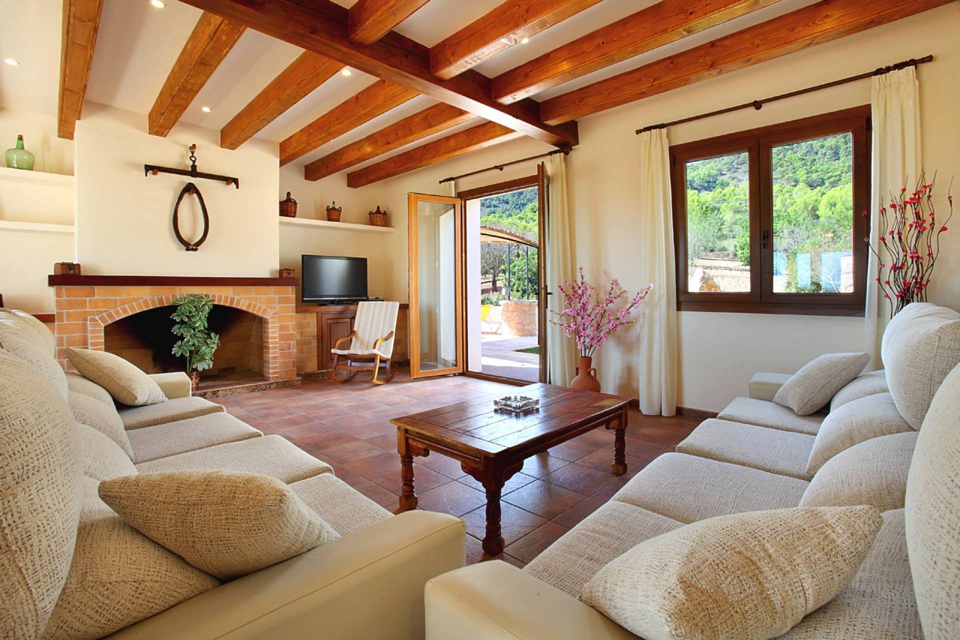 01-159 Ländliches Ferienhaus Mallorca Osten Bild 22