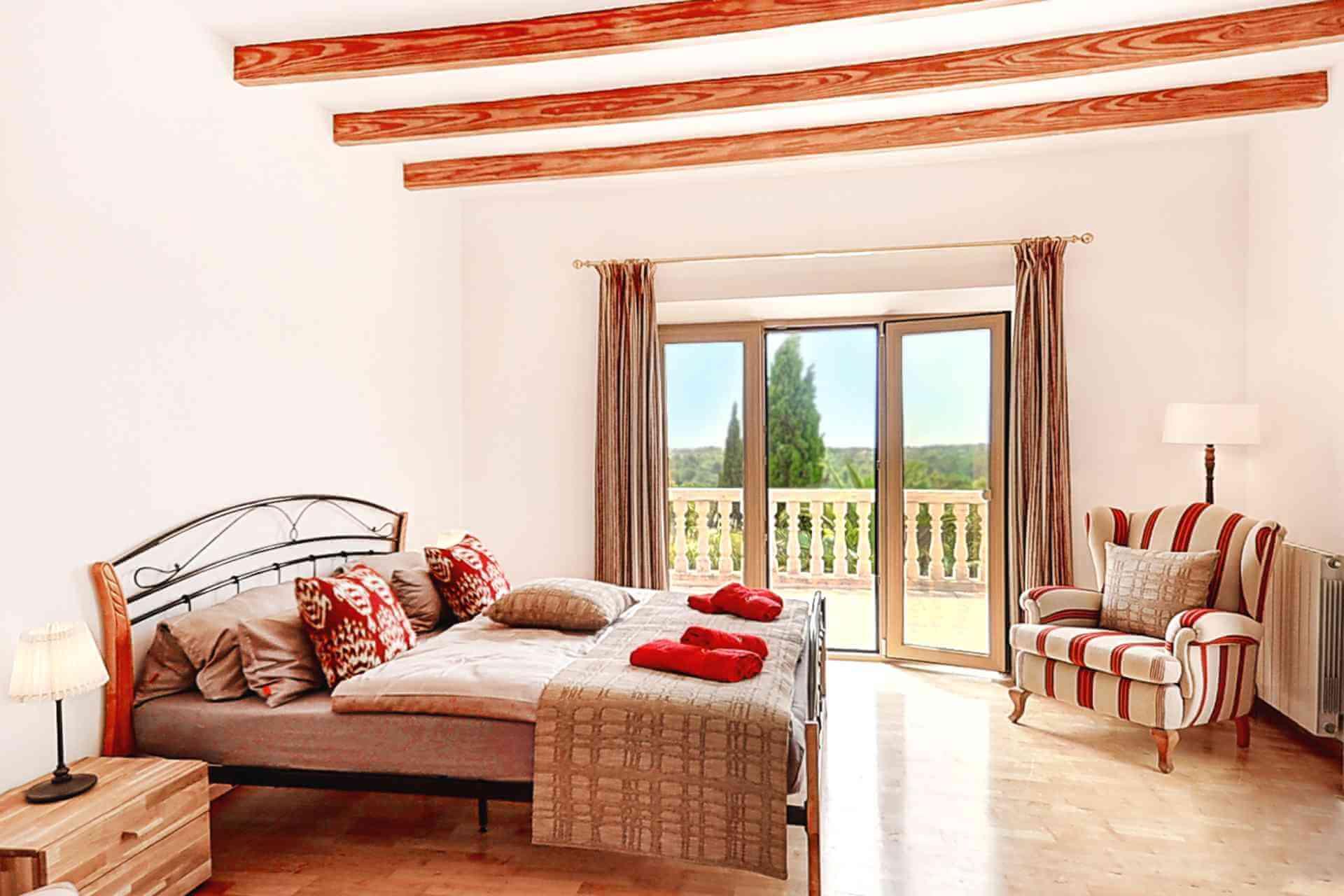 01-319 riesige luxus Finca Mallorca Osten Bild 23