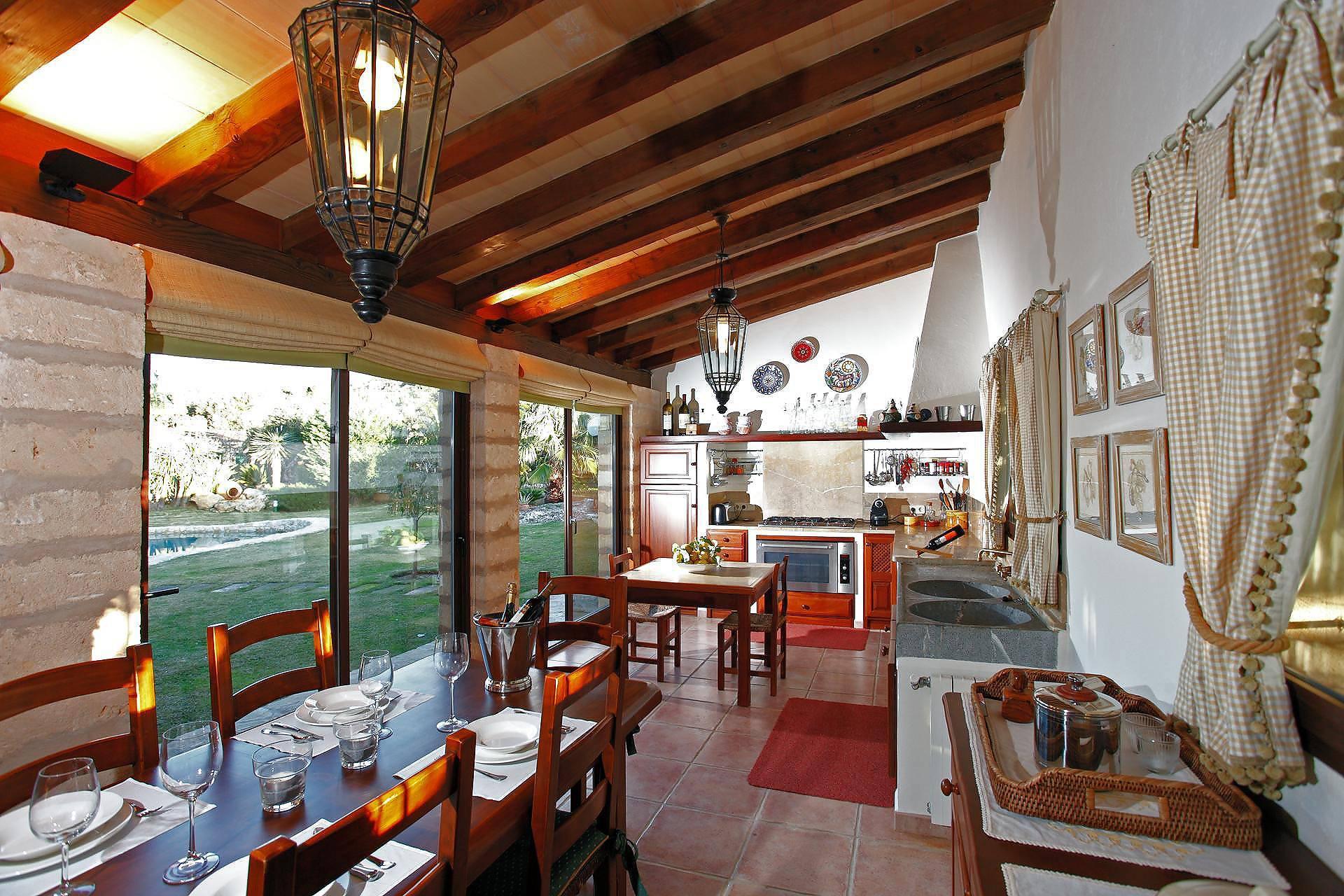 01-11 Traditionelle Finca Mallorca Norden Bild 23