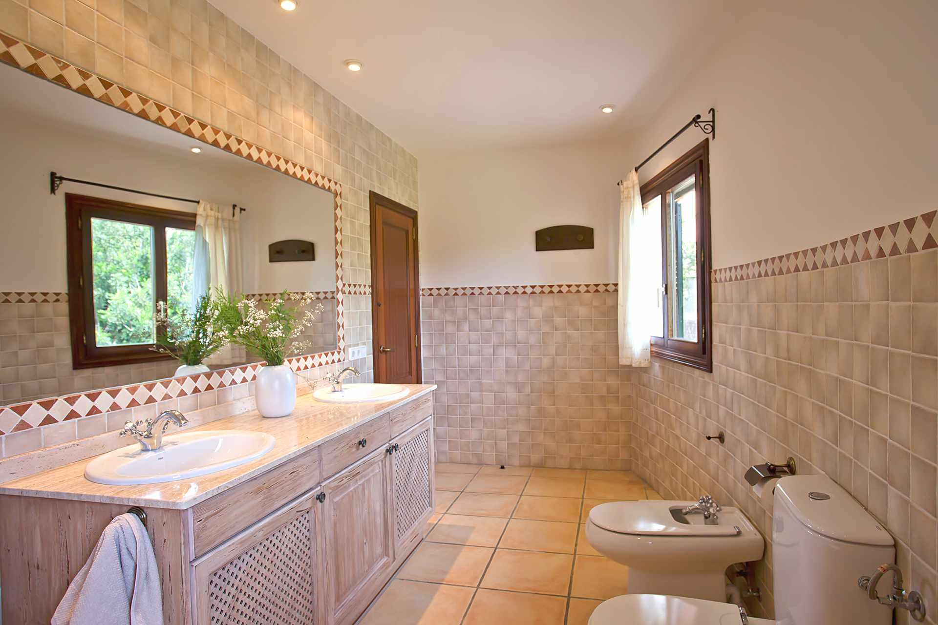 01-309 hübsches Ferienhaus Mallorca Zentrum Bild 24