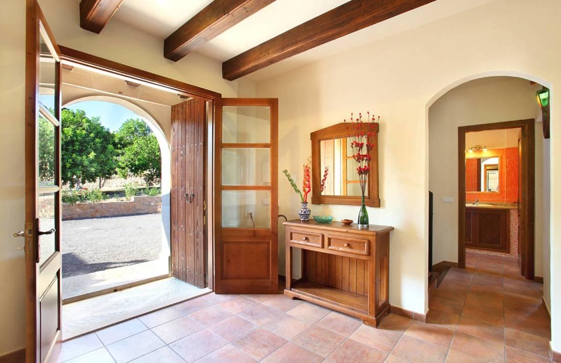 01-159 Ländliches Ferienhaus Mallorca Osten Bild 24