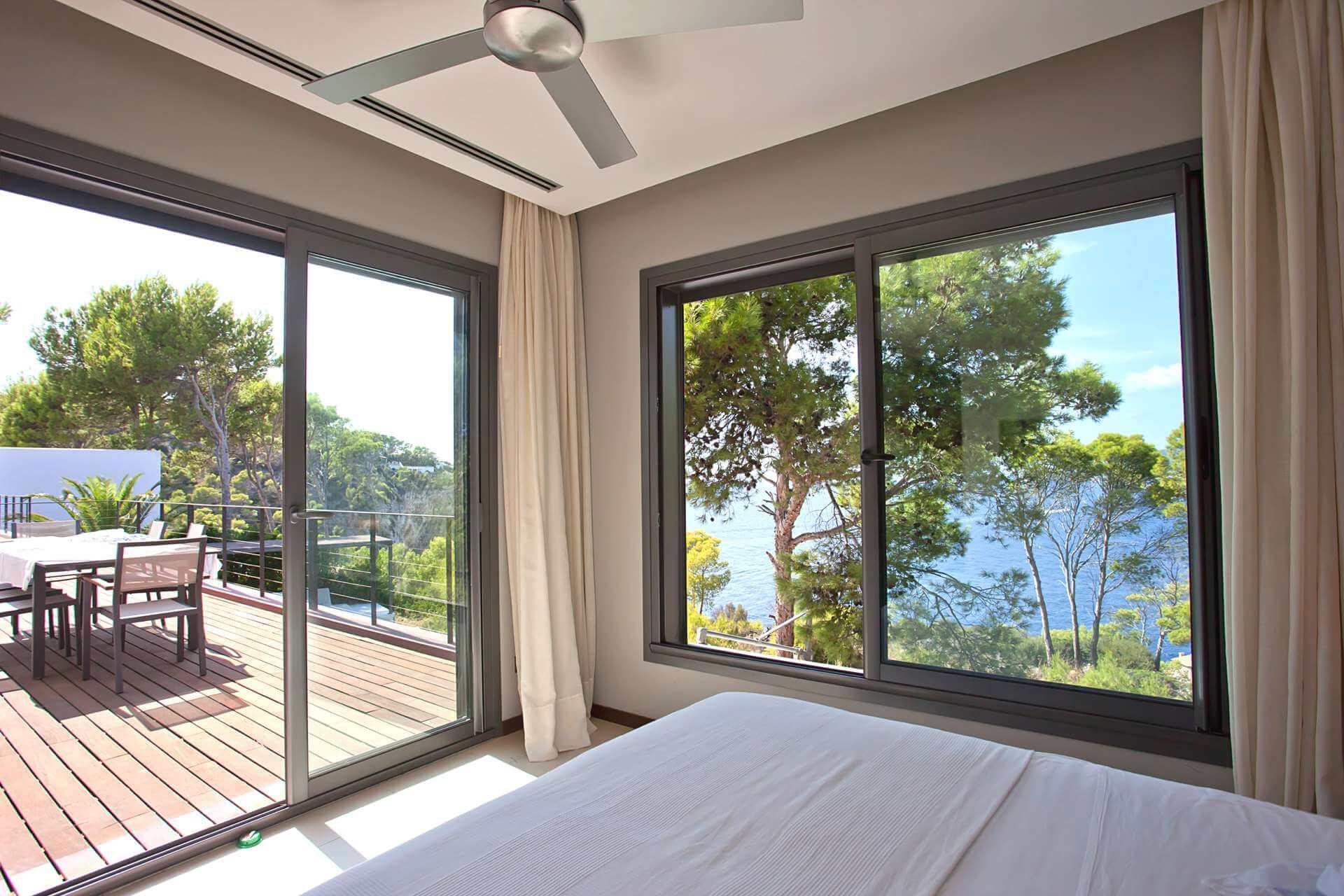 01-332 Sea view Villa Mallorca southwest Bild 26