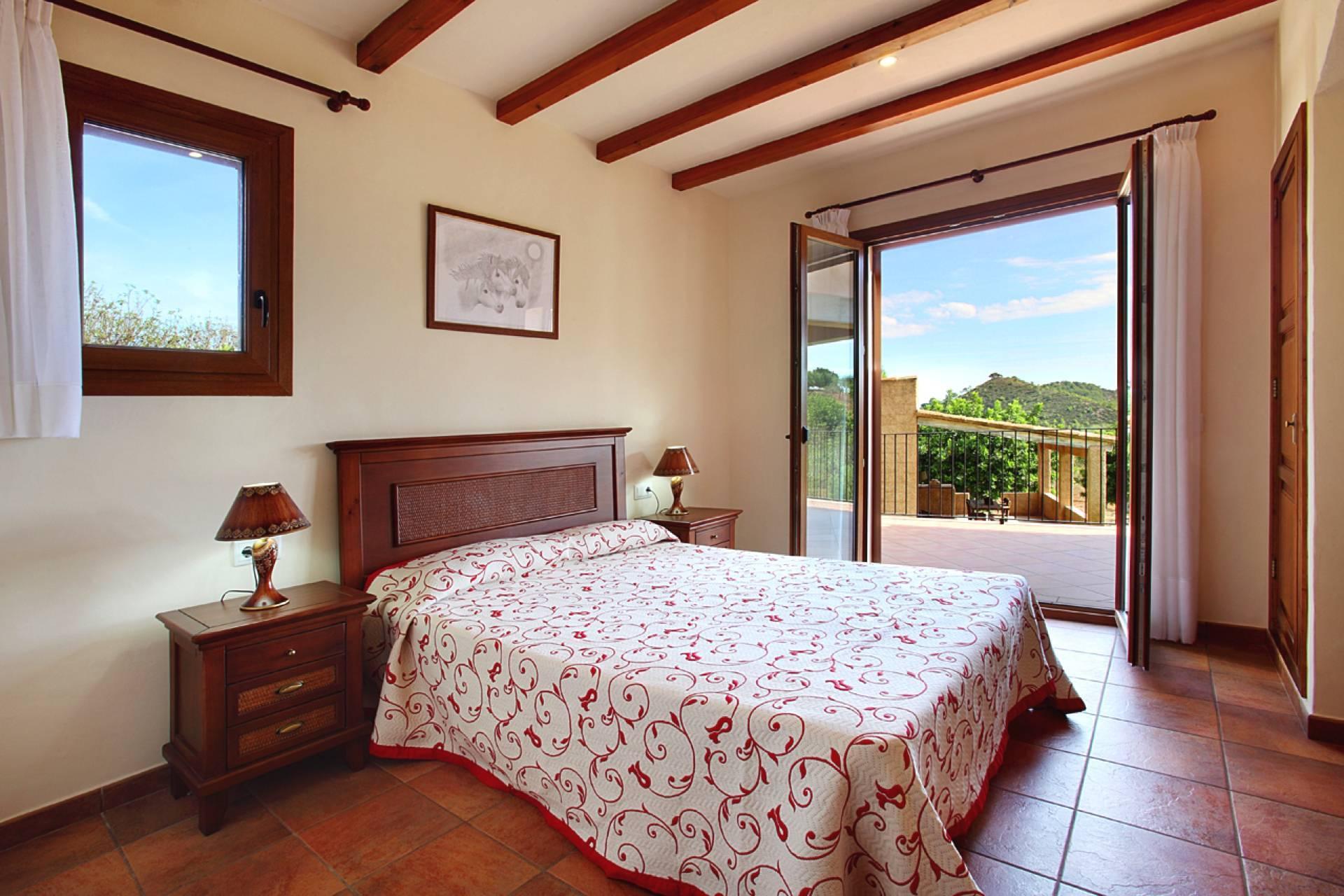 01-159 Ländliches Ferienhaus Mallorca Osten Bild 25