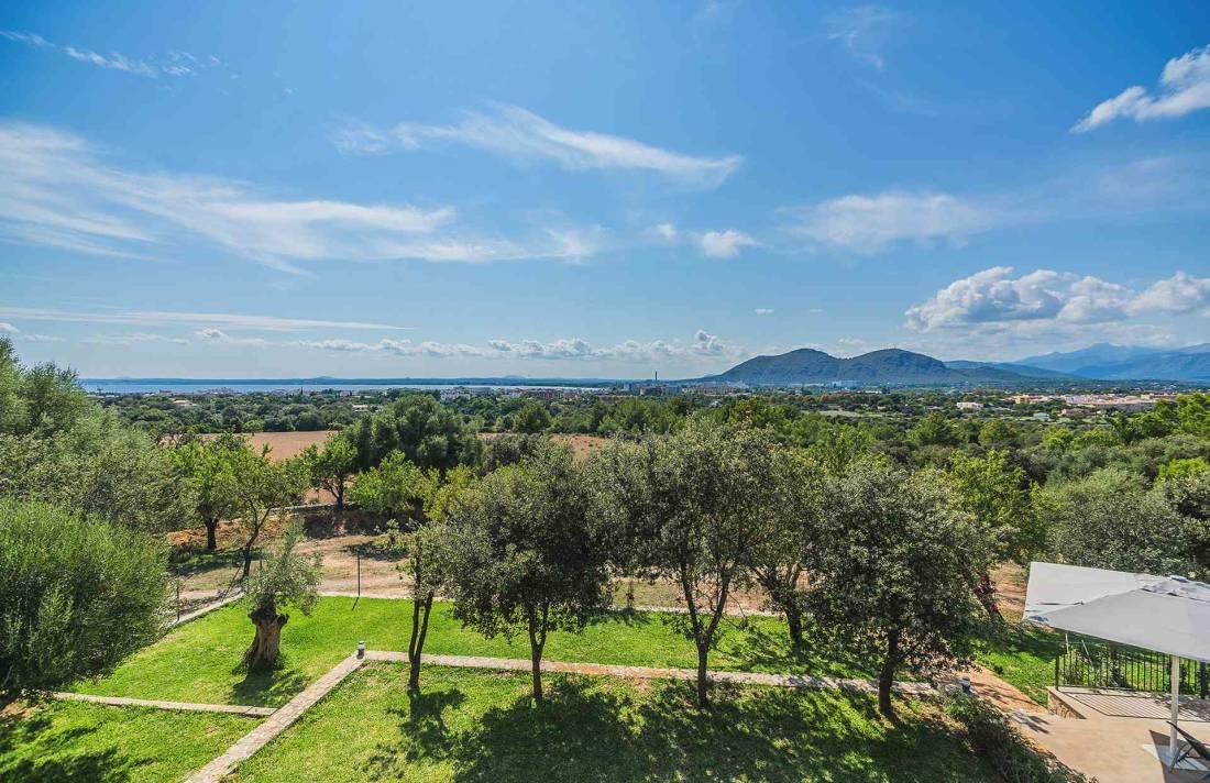 01-155 exklusive Luxus Villa Norden Mallorca Bild 27