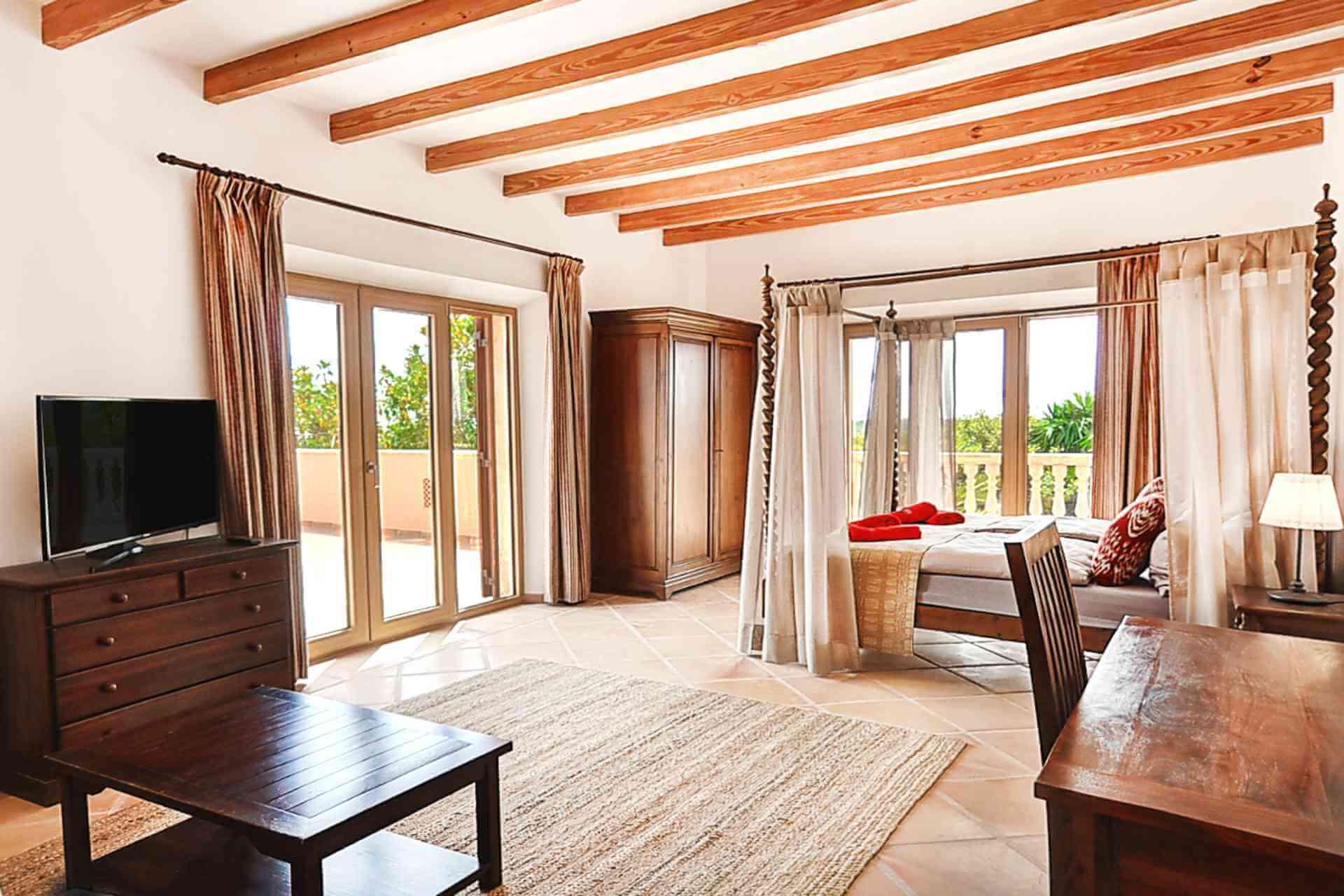 01-319 riesige luxus Finca Mallorca Osten Bild 27