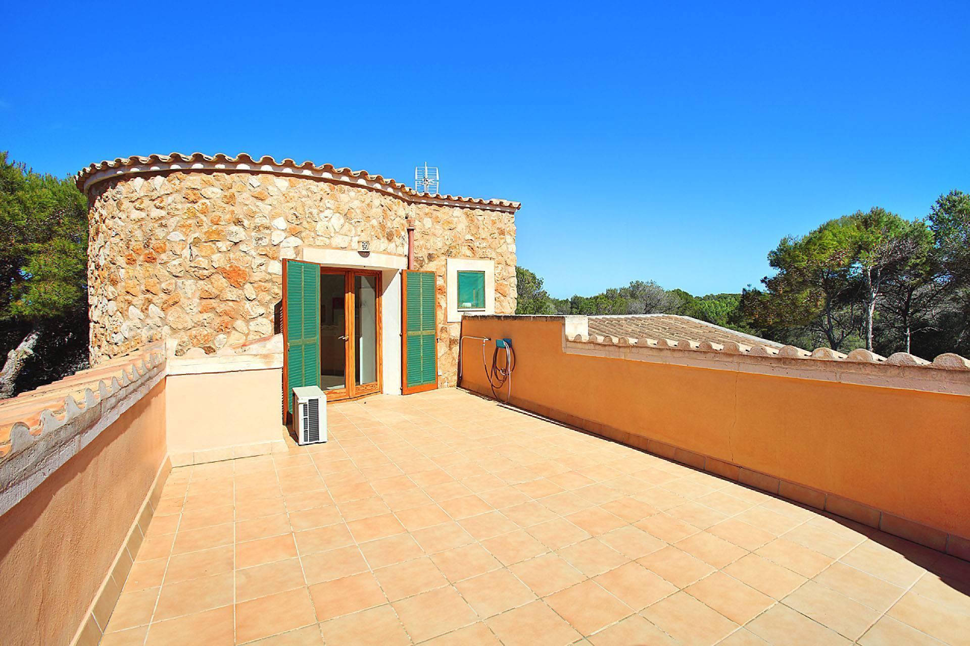 01-174 Gemütliches Ferienhaus Mallorca Süden Bild 27