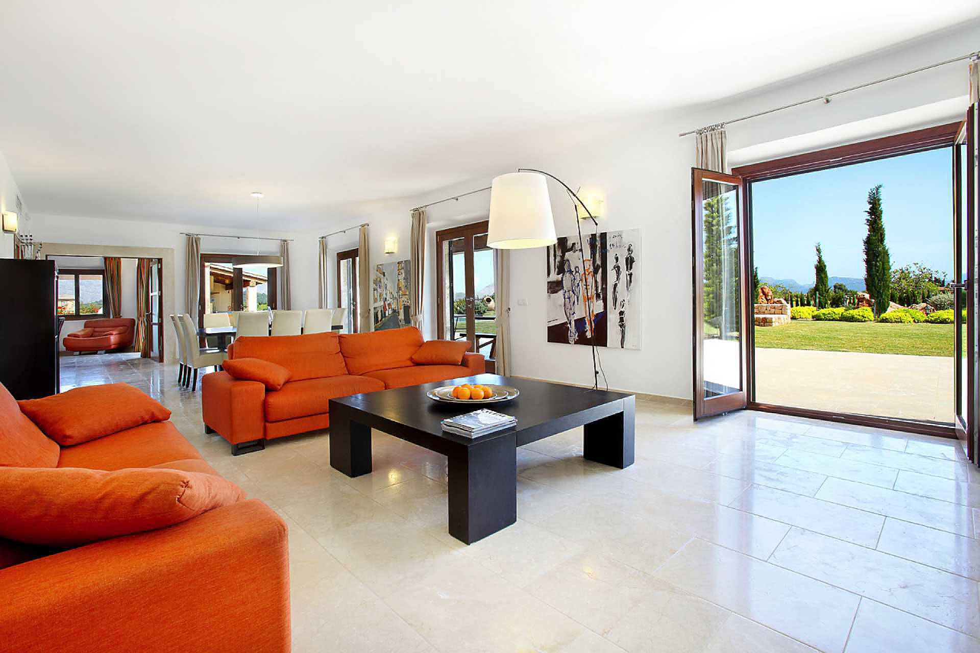 01-37 Elegante Finca Mallorca Norden Bild 24