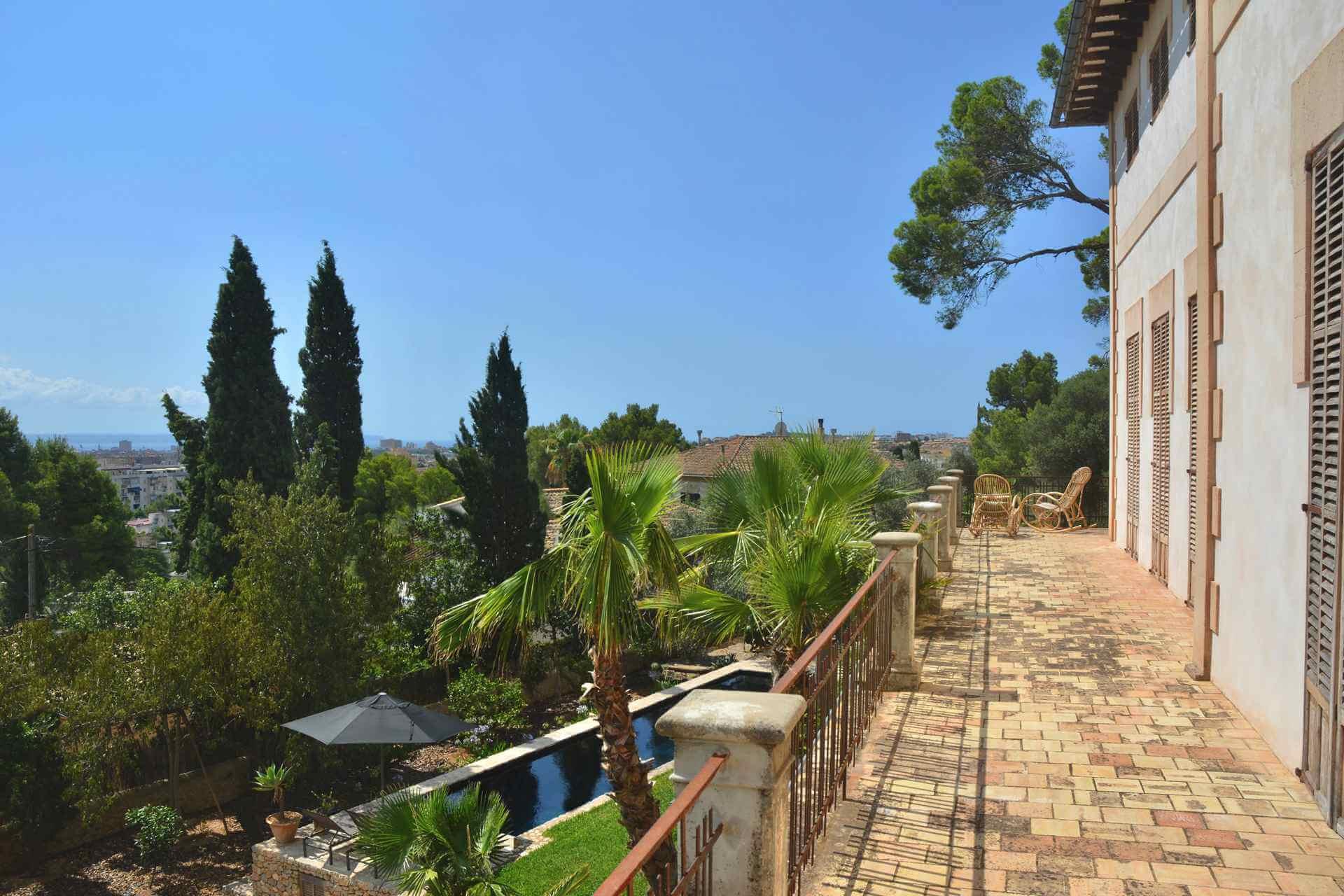 01-323 exklusives Herrenhaus Südwesten Mallorca Bild 28