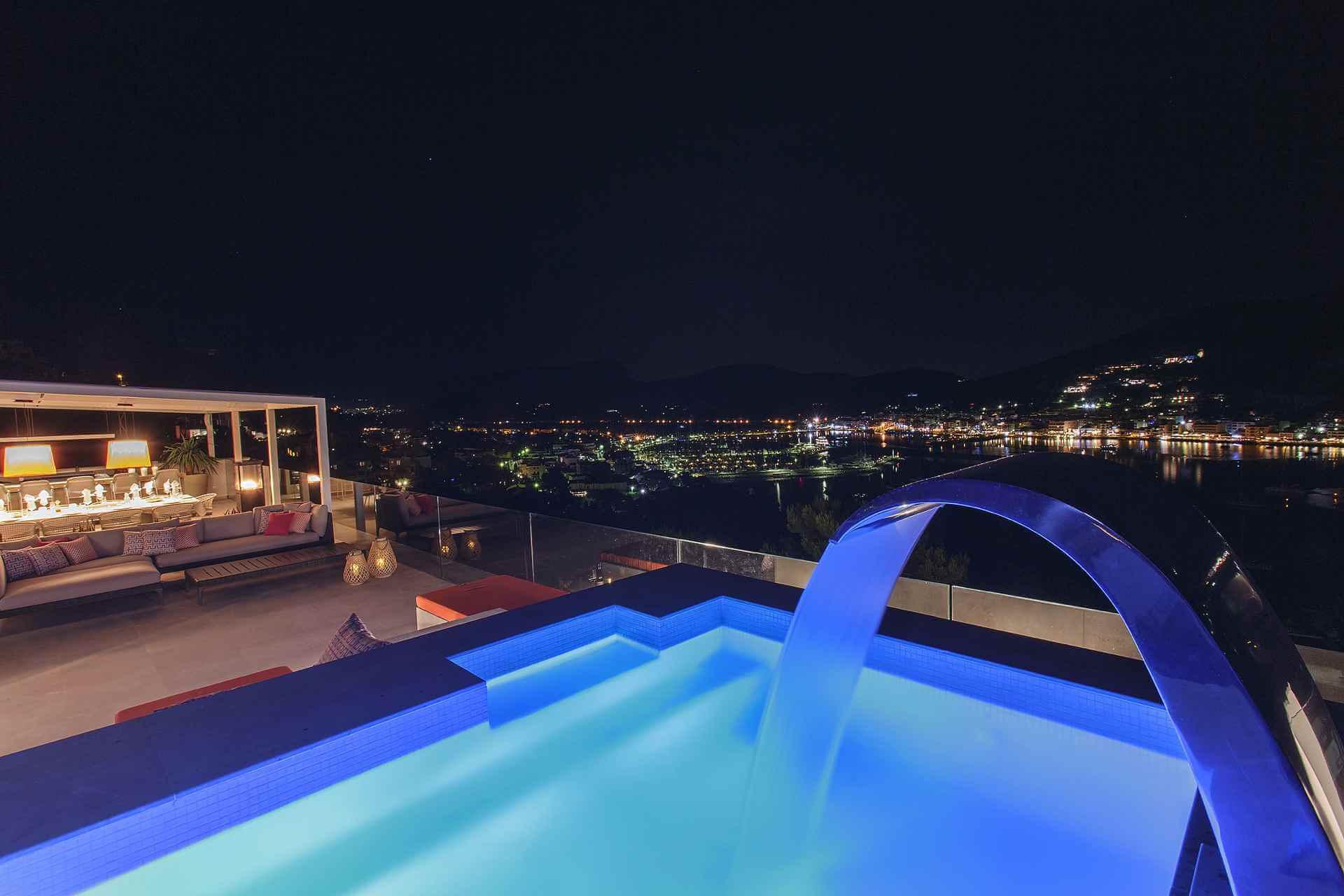 01-353 Villa mit Indoorpool Mallorca Südwesten Bild 28