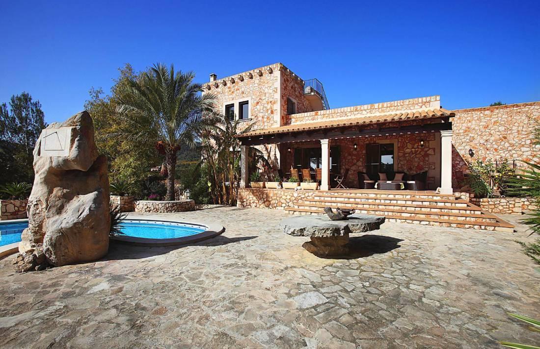 01-138 wintertaugliche Finca  Mallorca Osten Bild 29