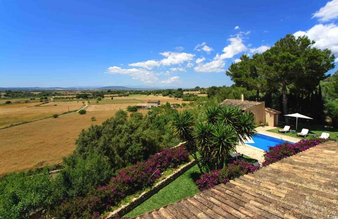 01-147 idyllische Finca Mallorca Osten Bild 31