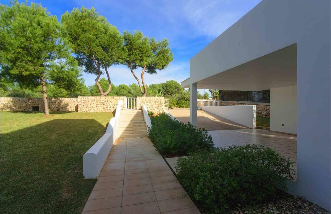 01-156 moderne Meerblick Villa Mallorca Osten Bild 31