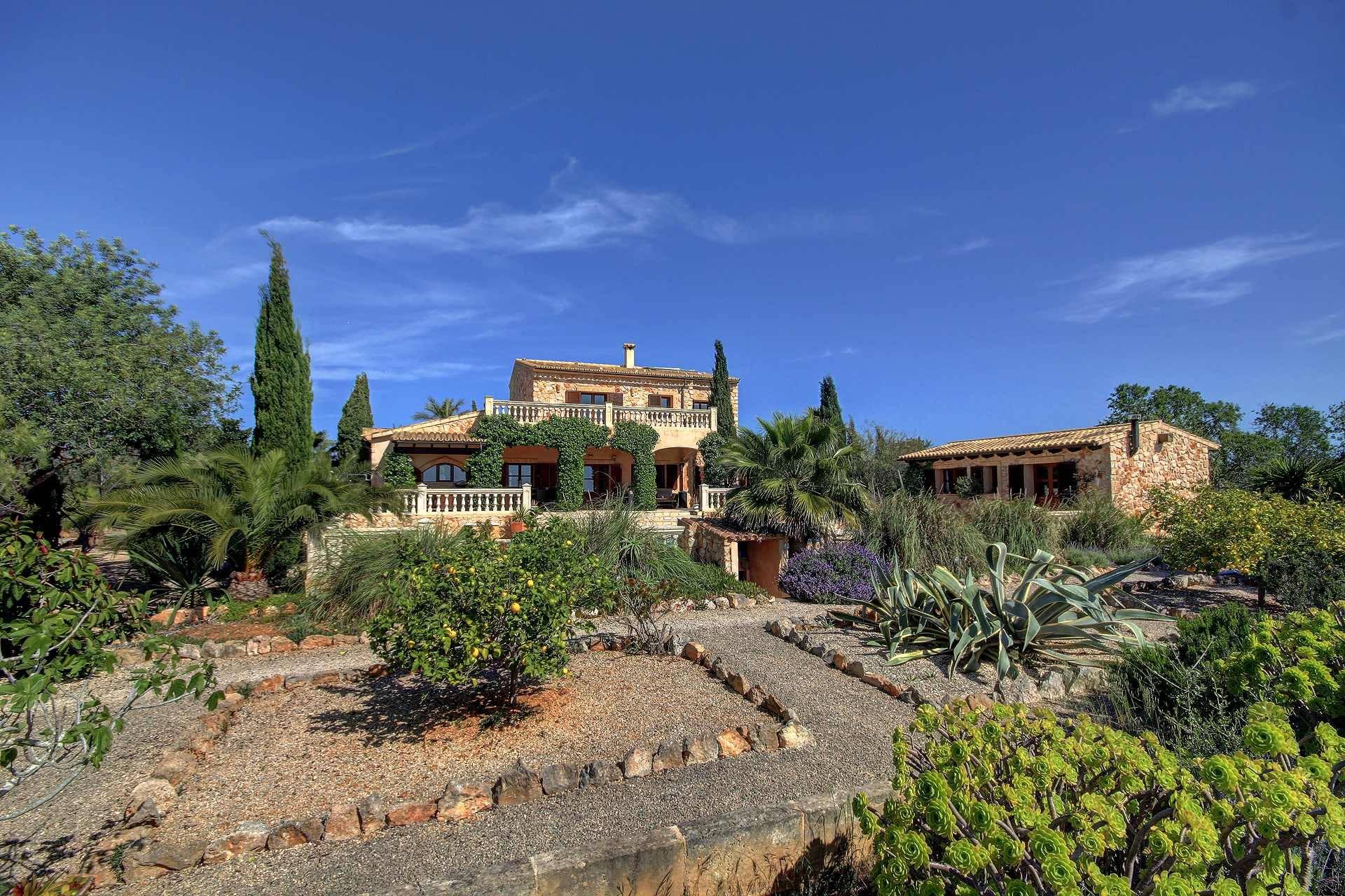 01-259 Finca Mallorca Süden mit Pool Bild 31