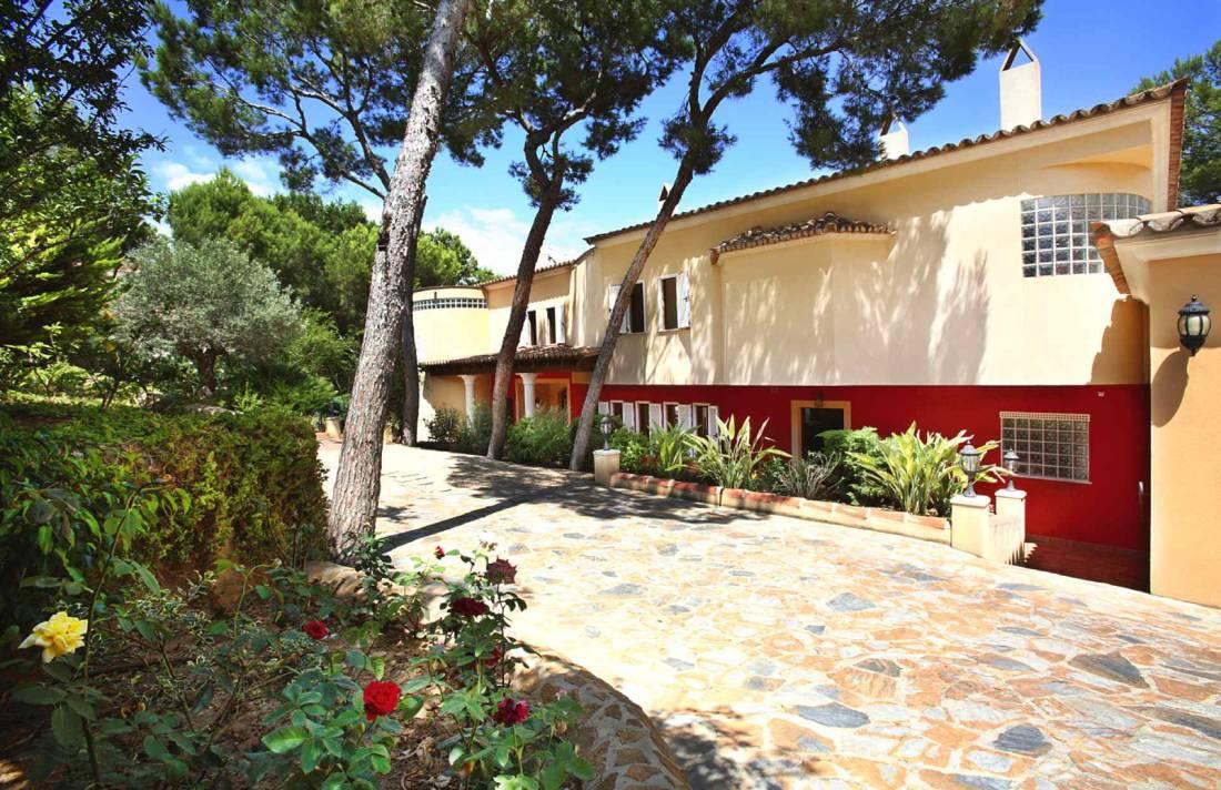 01-23 Villa Mallorca Südwesten mit Meerblick Bild 32