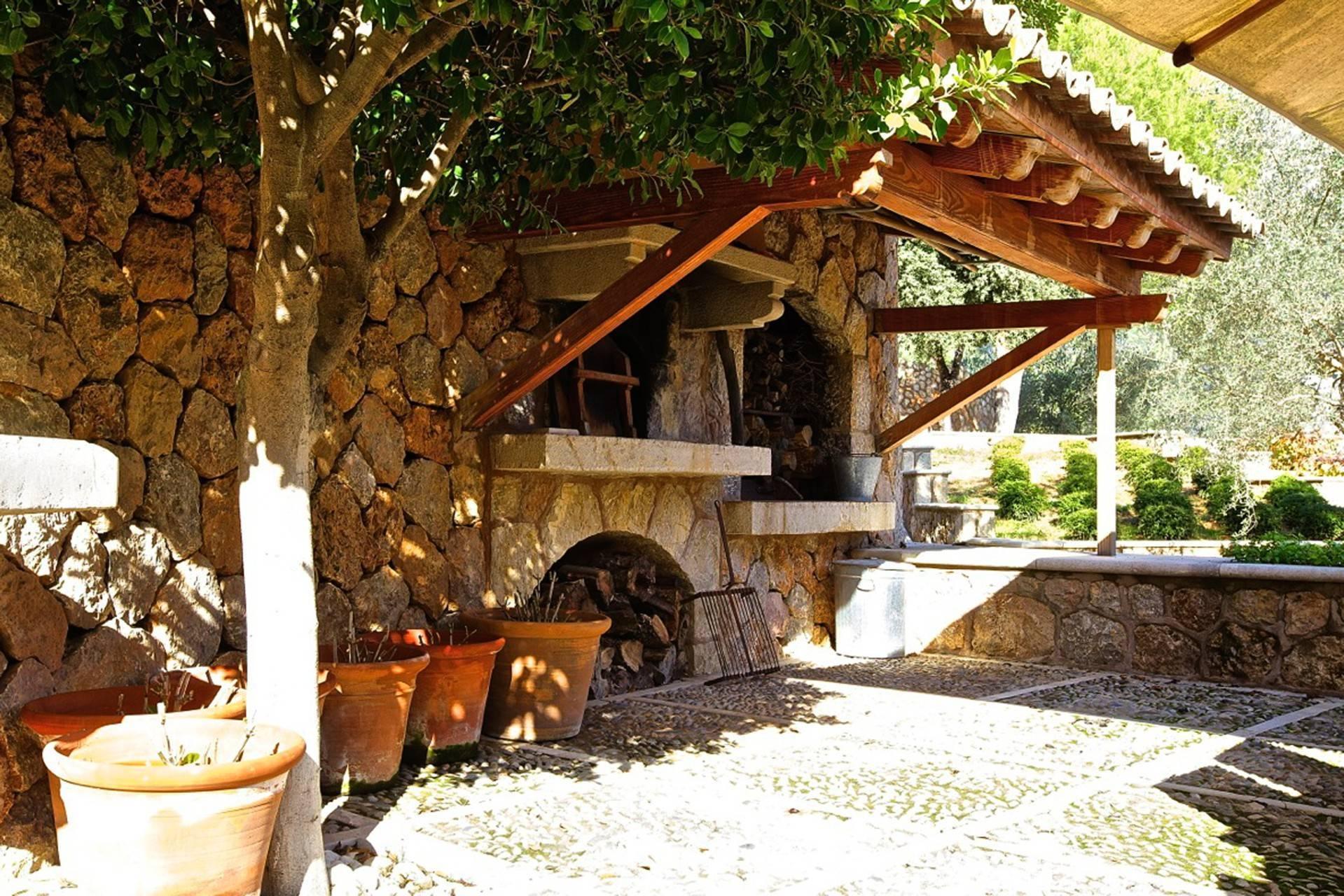 01-119 Exklusive Finca Mallorca Südwesten Bild 32