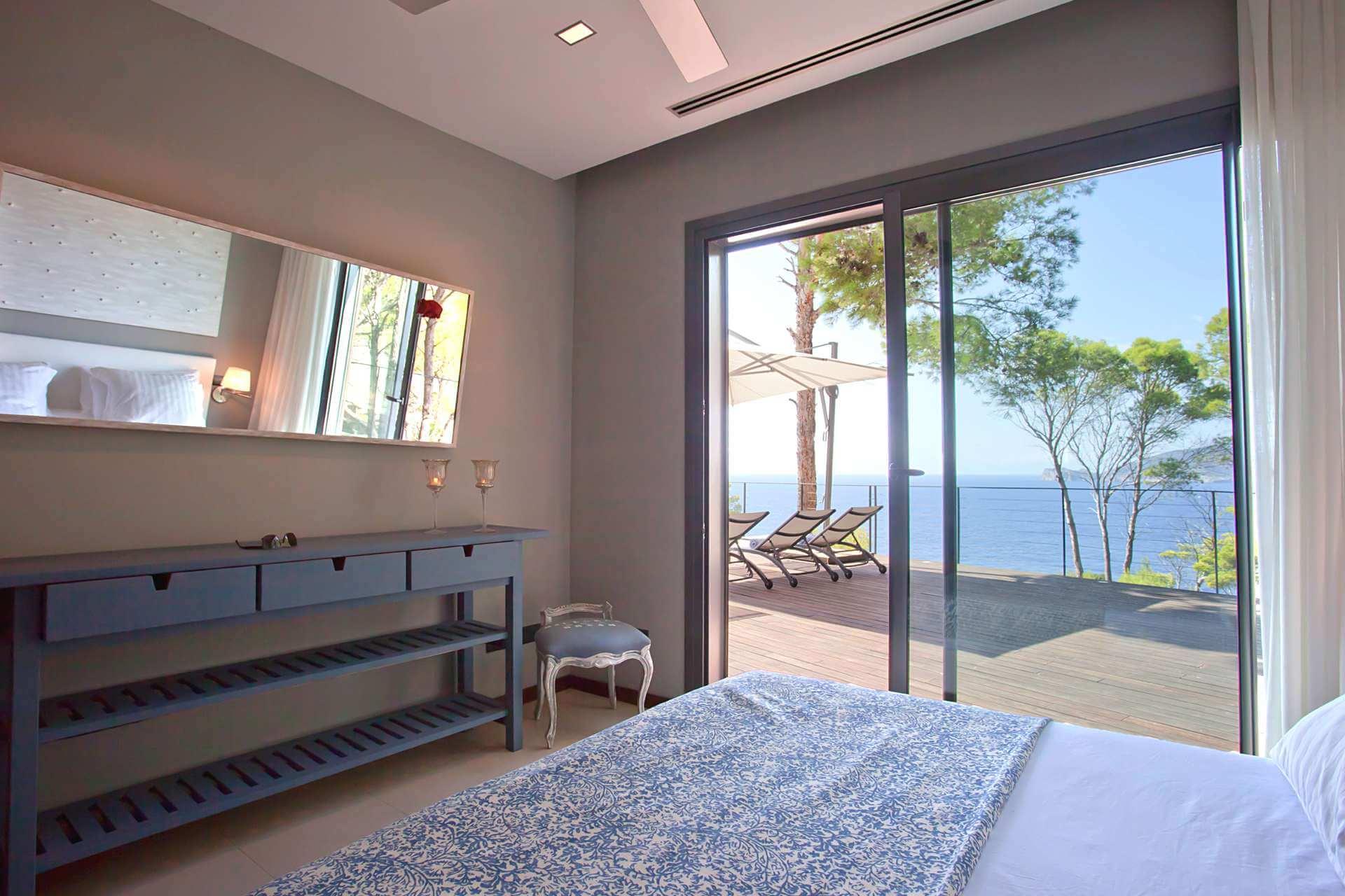 01-332 Sea view Villa Mallorca southwest Bild 33