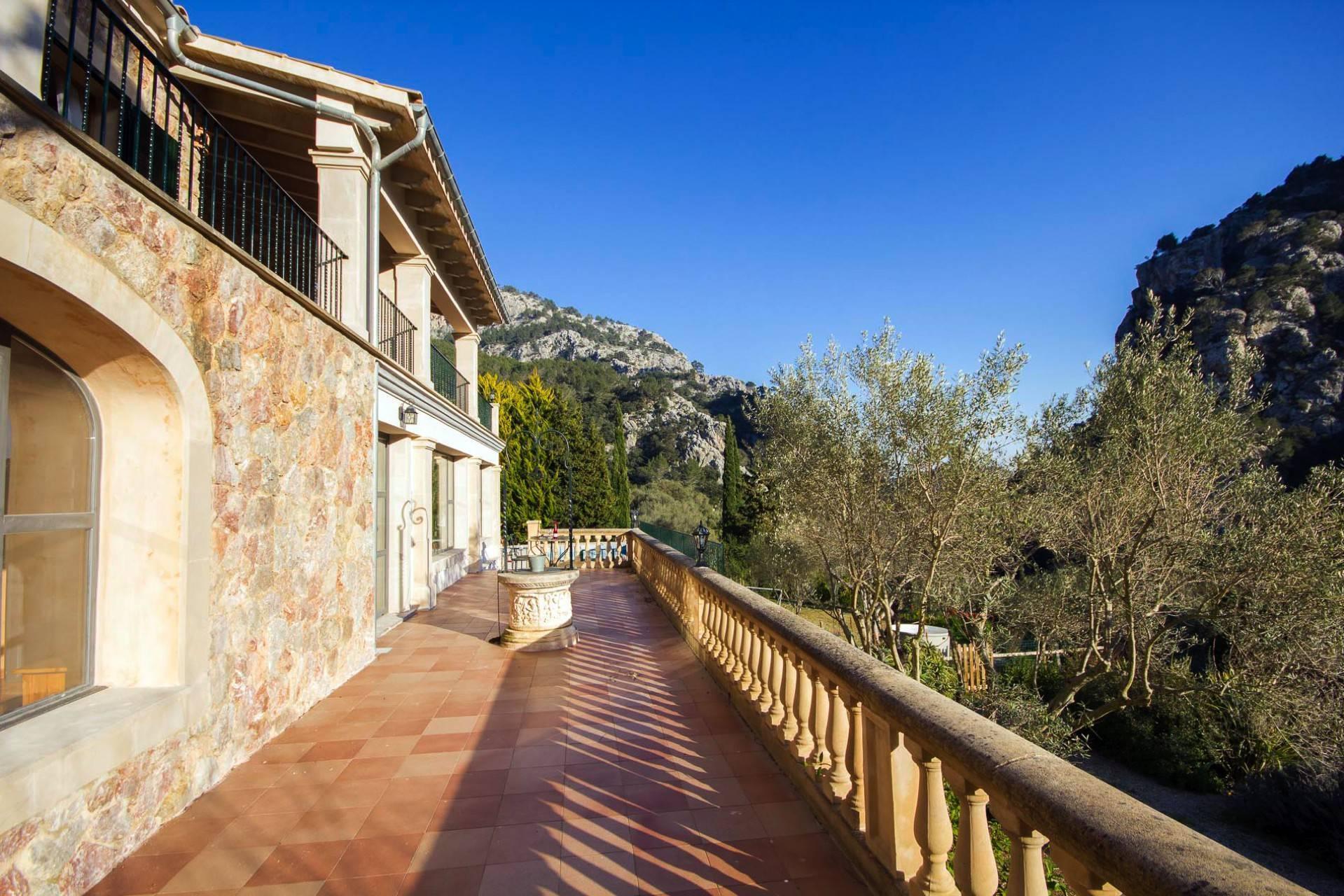 01-258 Charmante Finca Mallorca Westen Bild 33