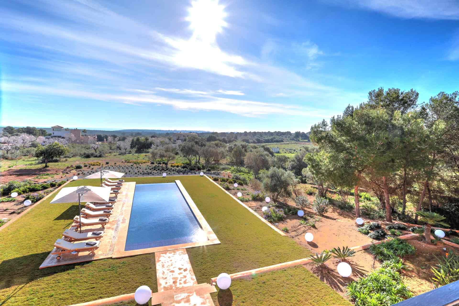 01-315 brand new luxury Finca east Mallorca Bild 34