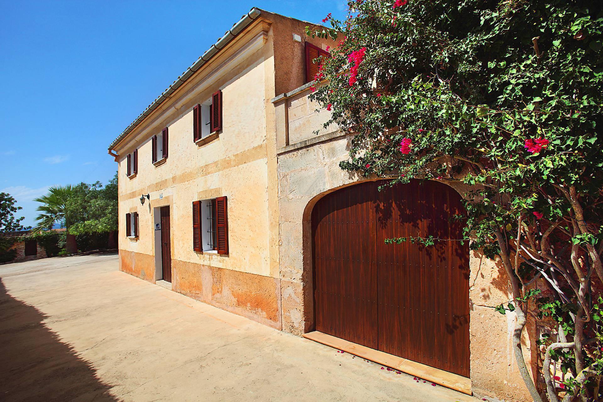 01-132 Urige Finca Mallorca Osten Bild 32