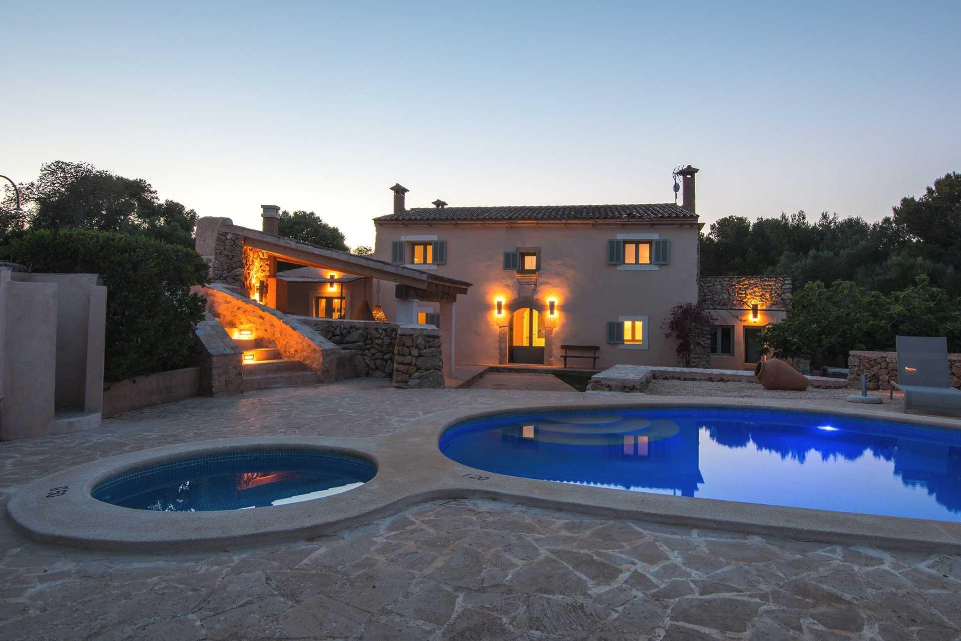 01-345 modern sea view Villa Mallorca east Bild 35