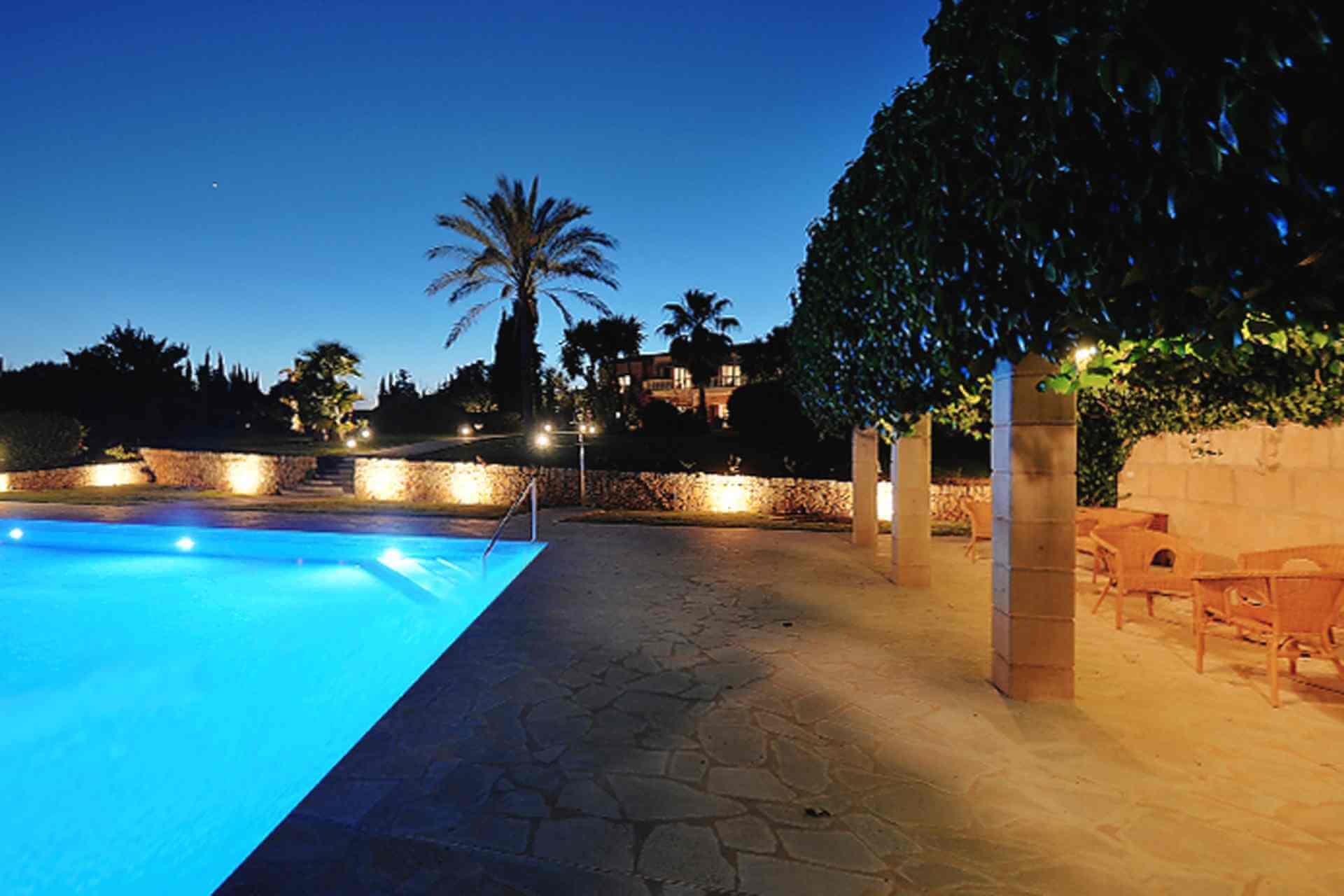 01-319 riesige luxus Finca Mallorca Osten Bild 35
