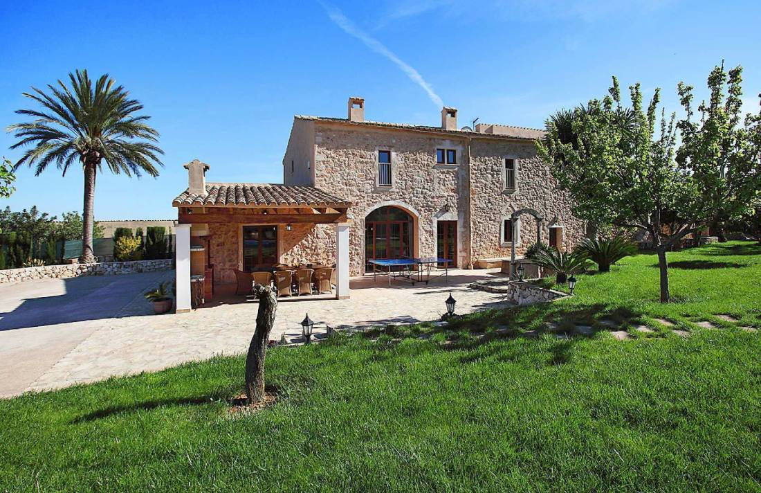 01-33 Großzügiges Ferienhaus Mallorca Osten Bild 34