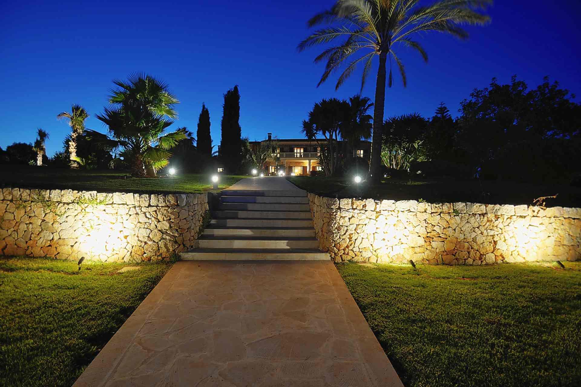 01-319 riesige luxus Finca Mallorca Osten Bild 36