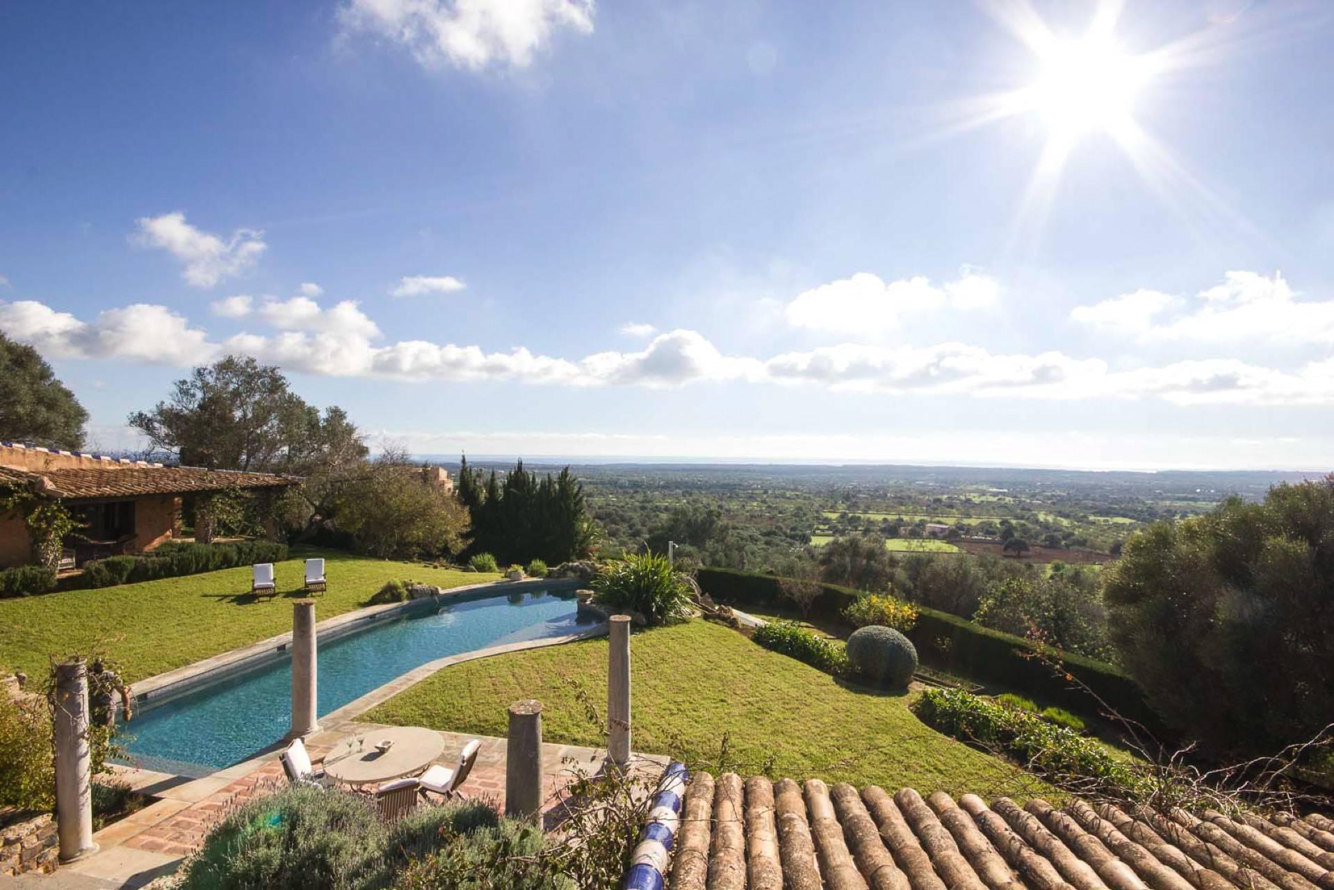 01-116 extravagante luxus Finca Mallorca Süden Bild 34