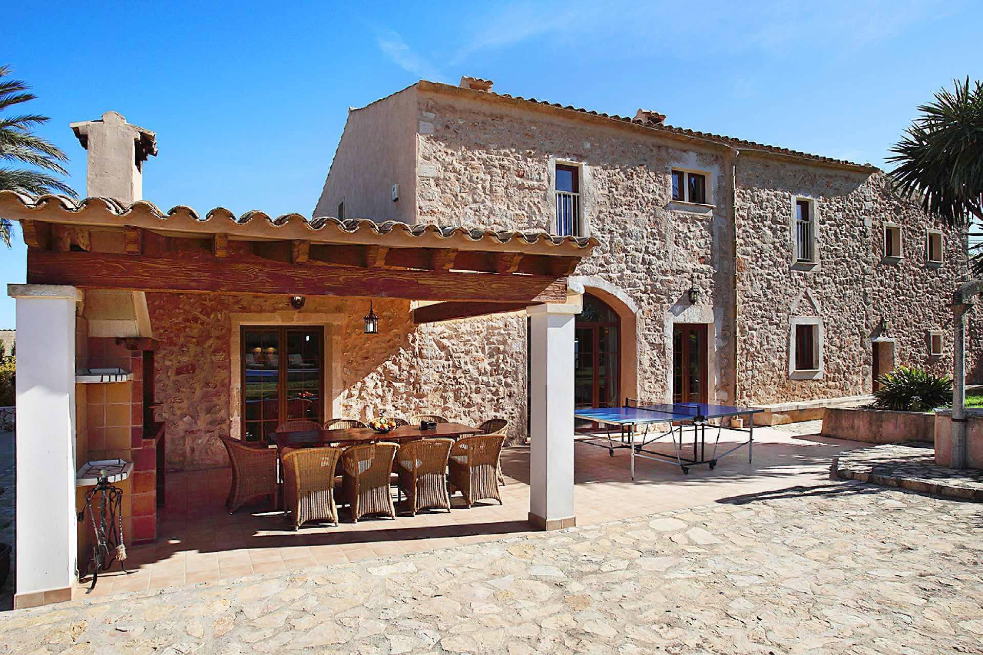 01-33 Großzügiges Ferienhaus Mallorca Osten Bild 35