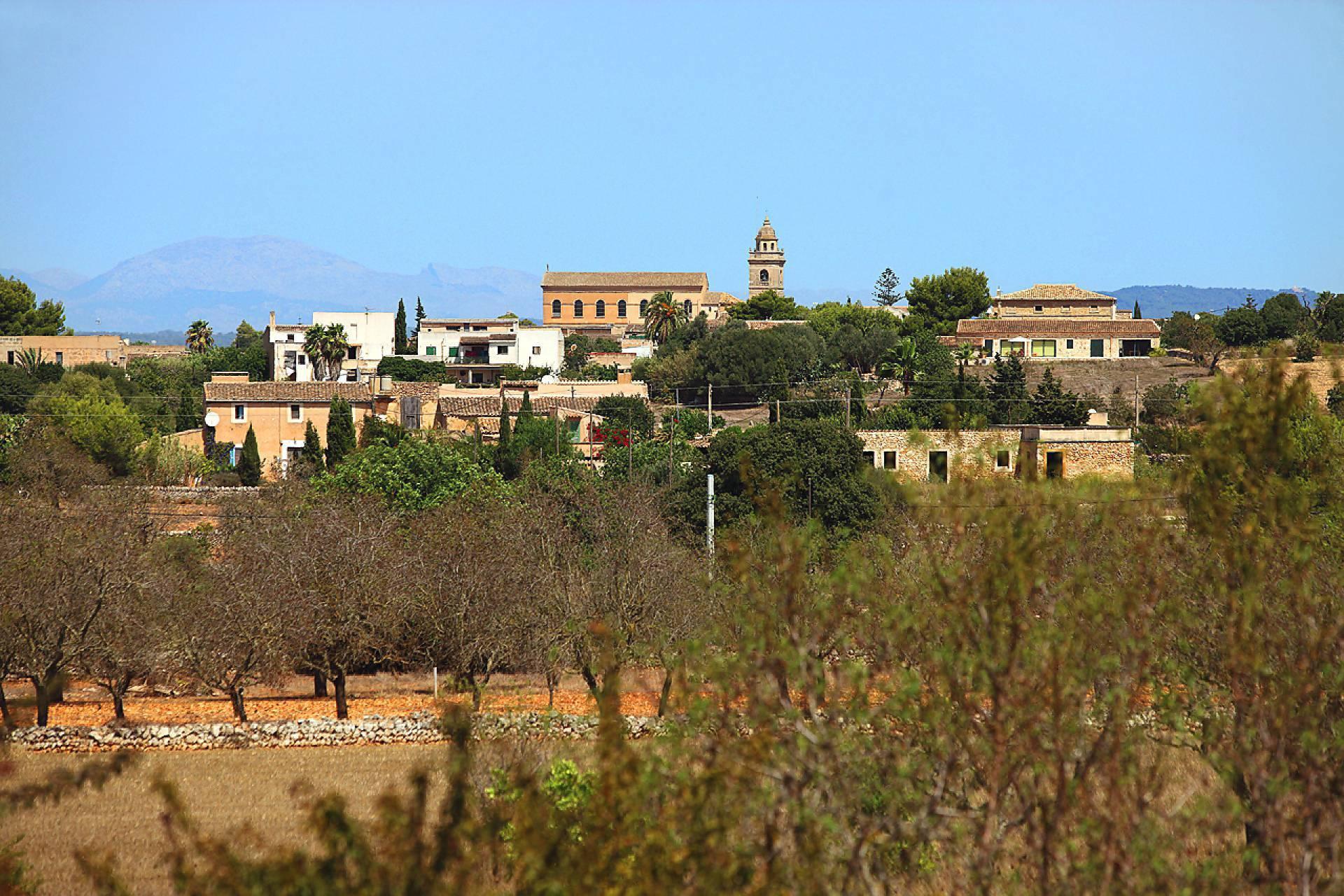 01-132 Urige Finca Mallorca Osten Bild 35