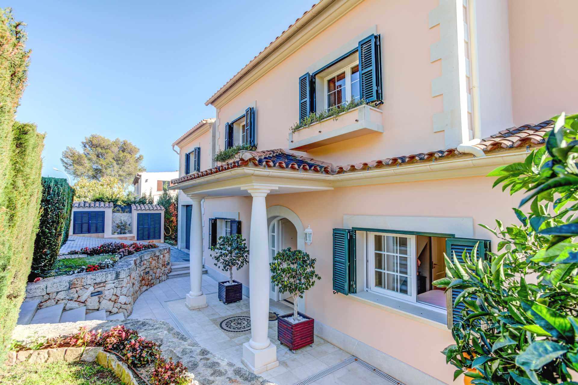 01-331 gepflegtes Ferienhaus Mallorca Südwesten Bild 38